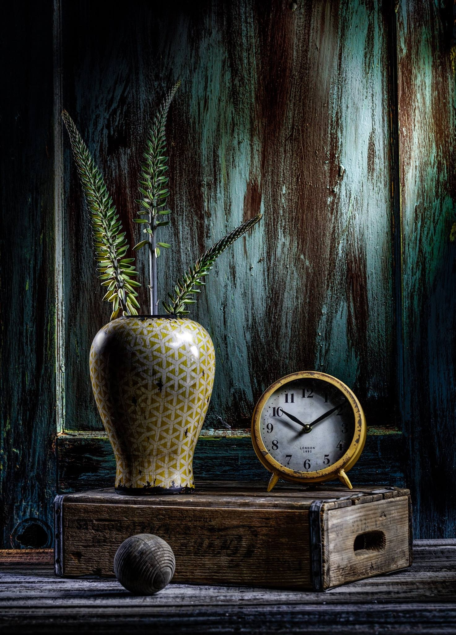 Time Gone By by RonaldSill