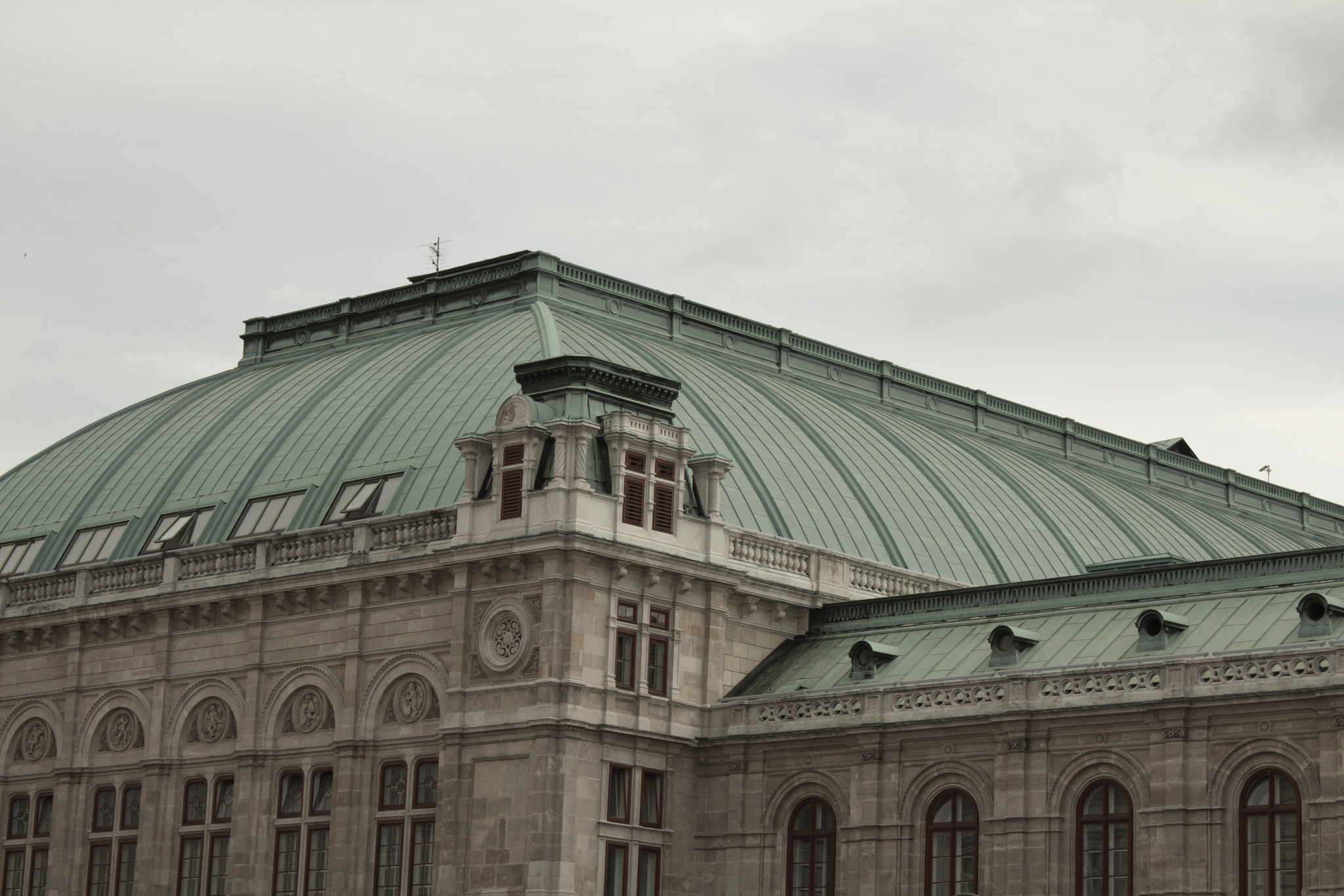Postcards from Vienna #1 by Mateusz Janik