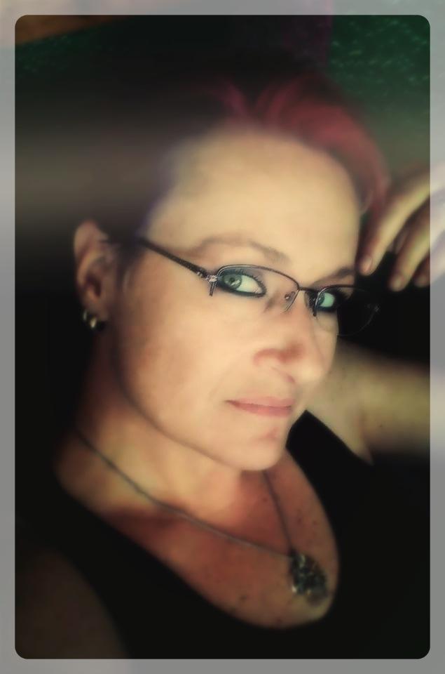 Self portrait by Kate J. Reid