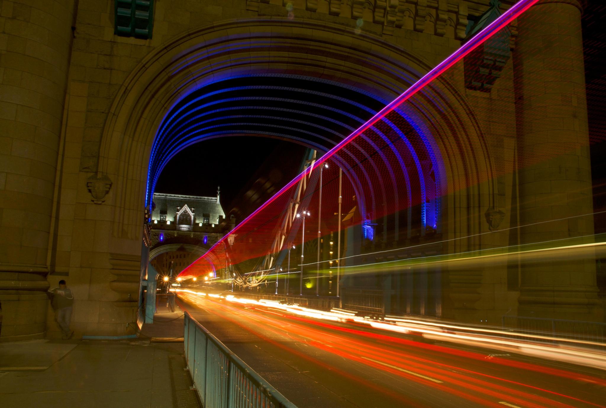 Tower Bridge by James Blyth Currie