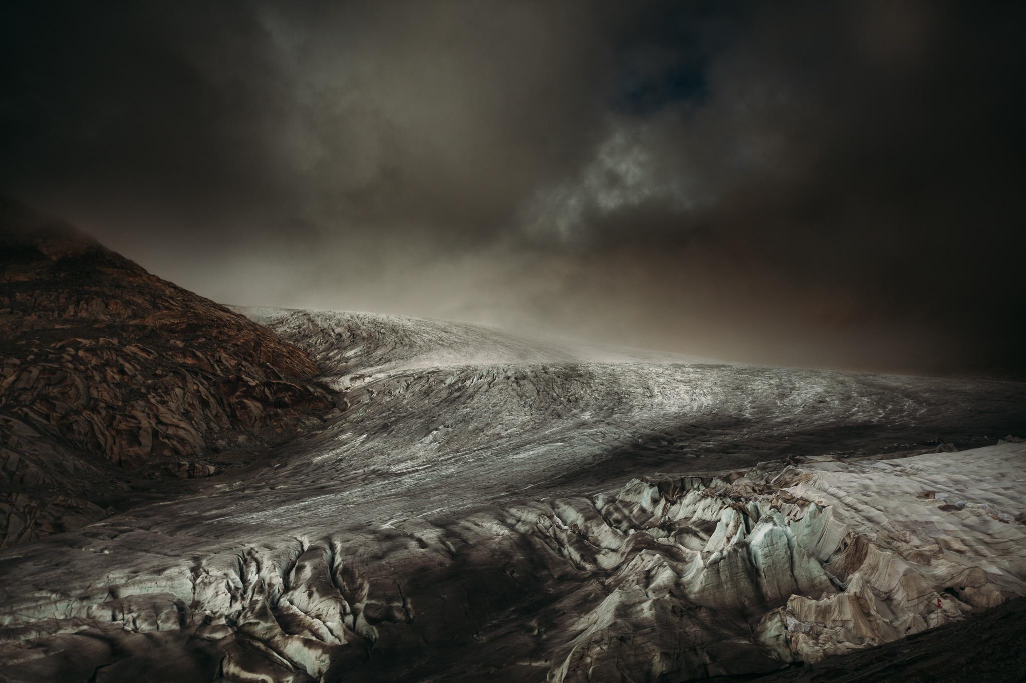 Iceberg 2 by Tomáš Hudolin