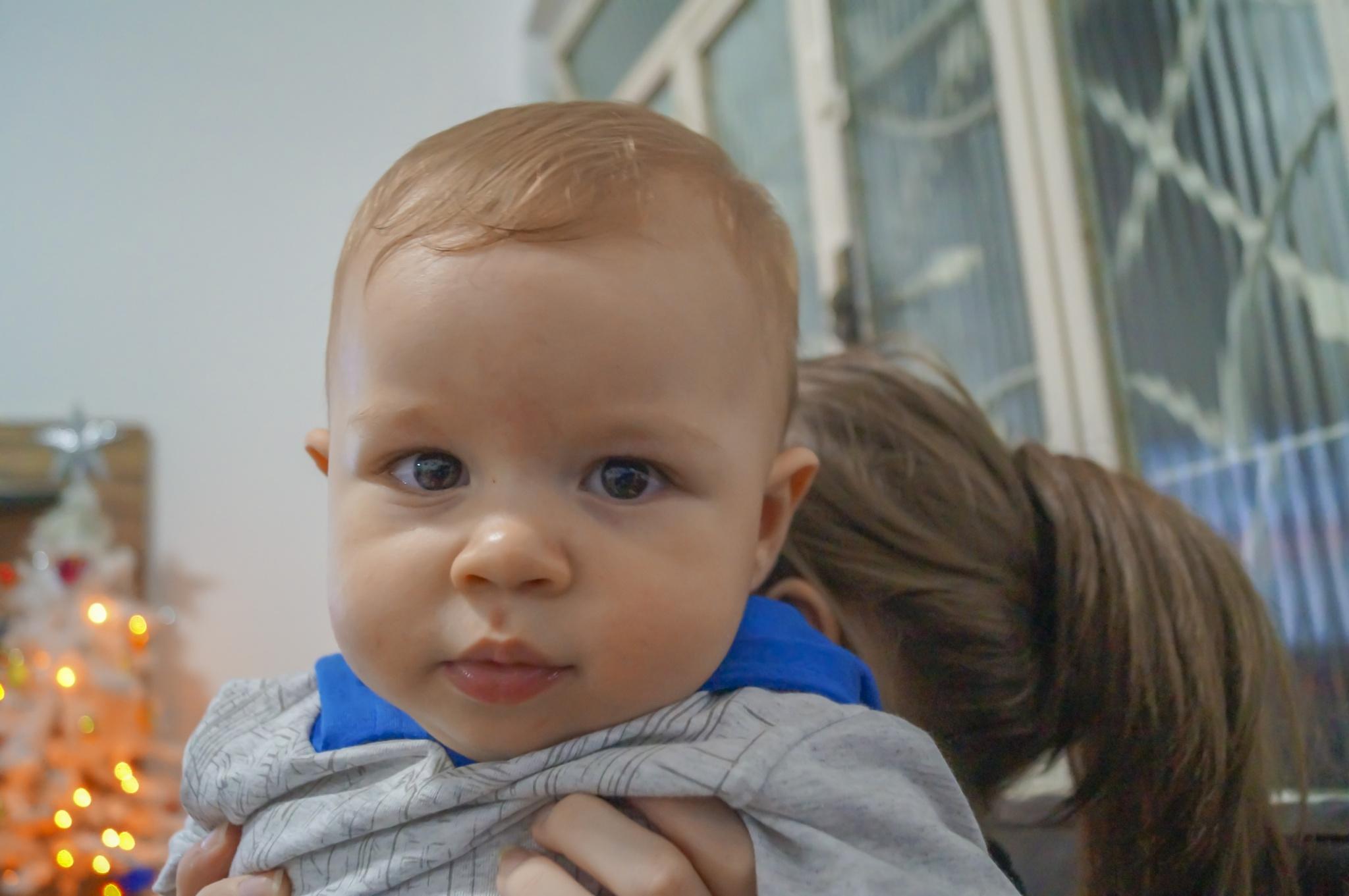 Samuel (7 meses) by Idanir Pawelkiewicz