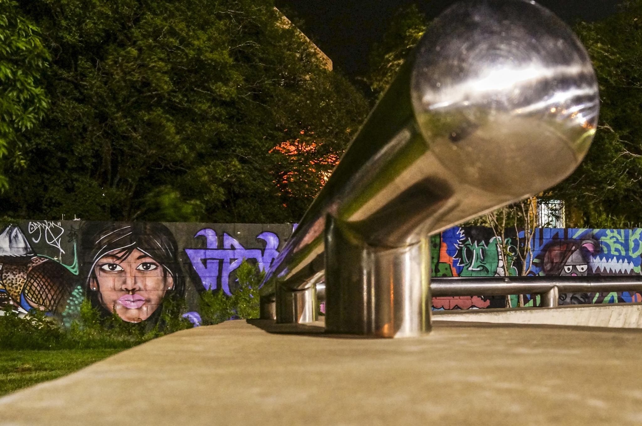 grafite by Idanir Pawelkiewicz