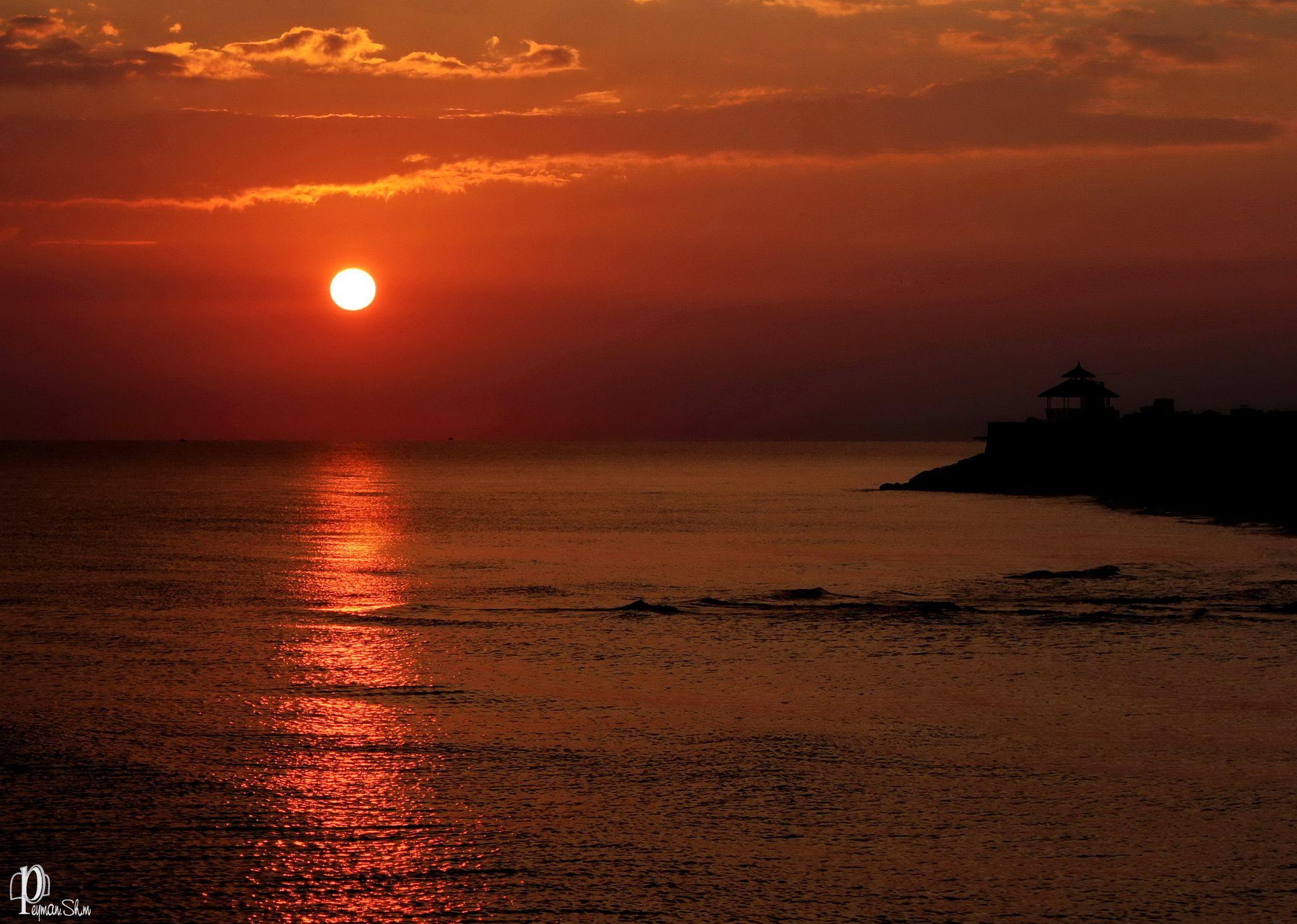 Sunrise by Peyman shm