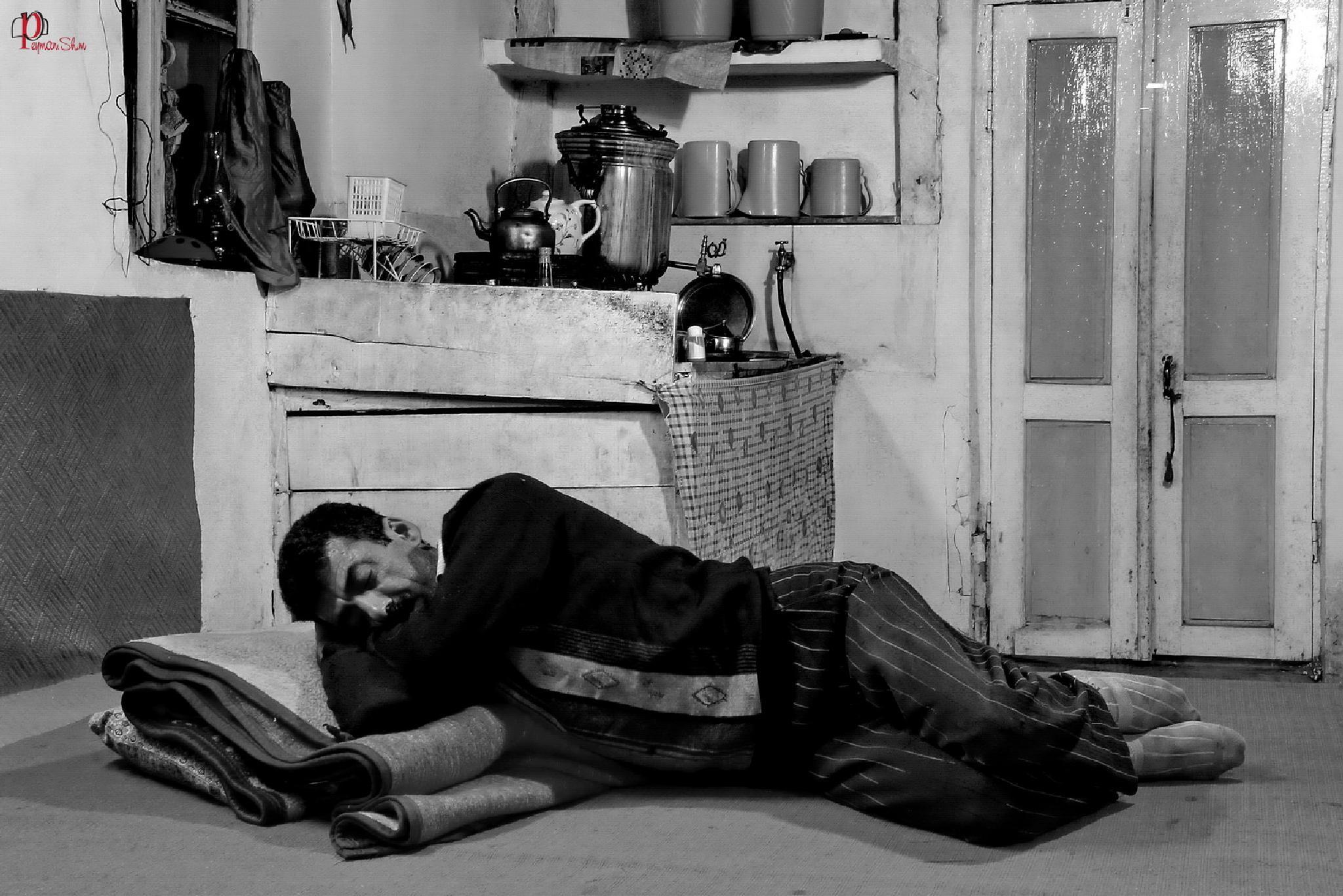 Sleep by Peyman shm
