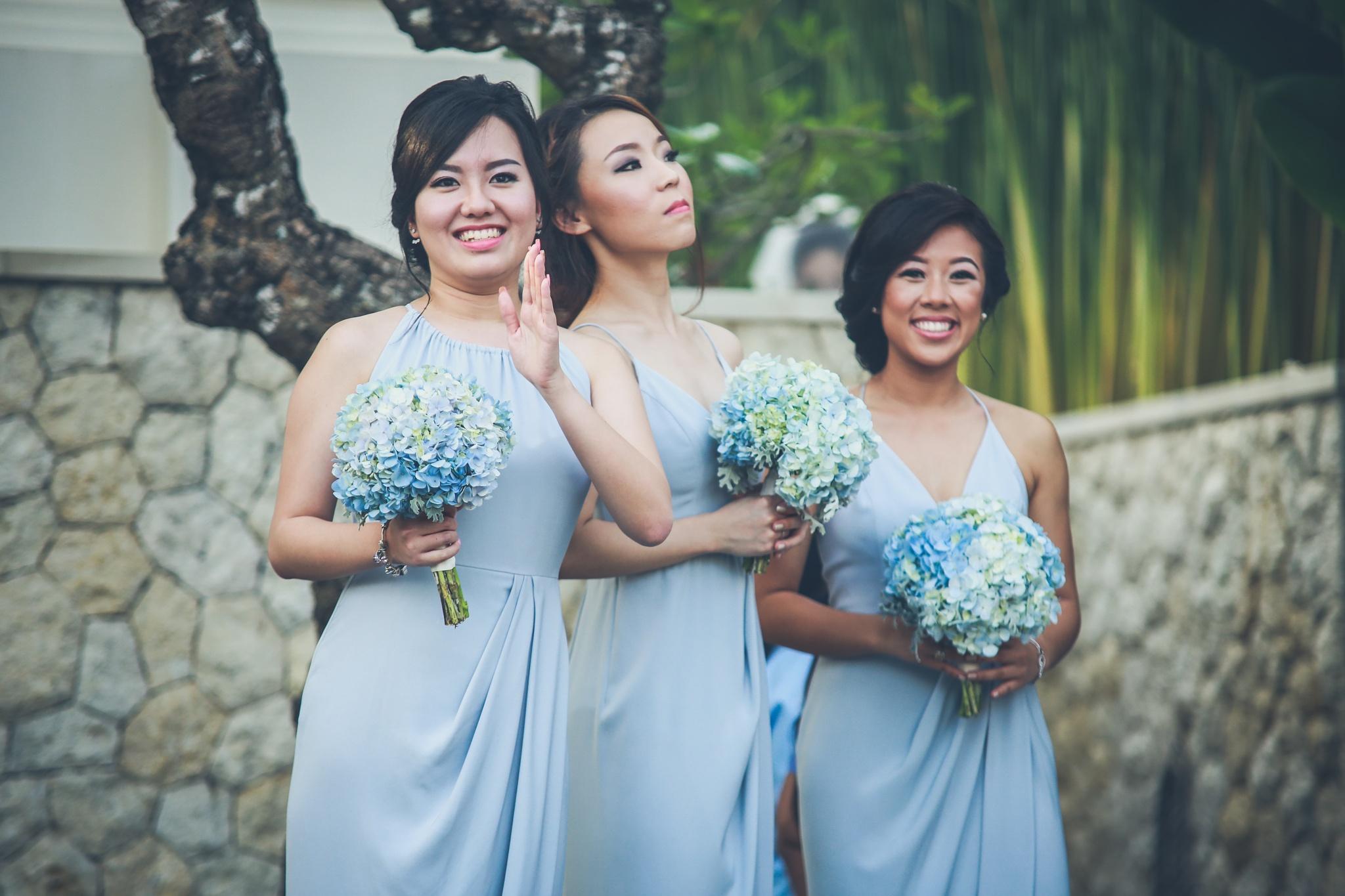 Photo in Wedding #wedding #bridesmaid #flowerbouquet