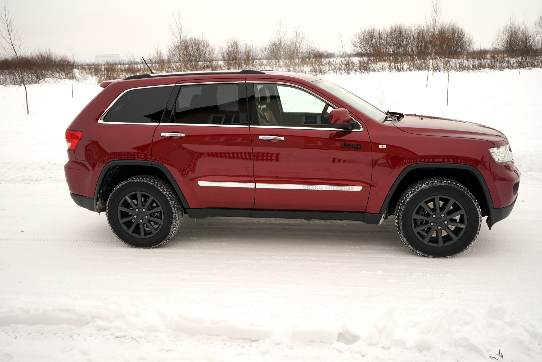 Photo in Product #jeep grand cherokee overland #sony #sony a7r