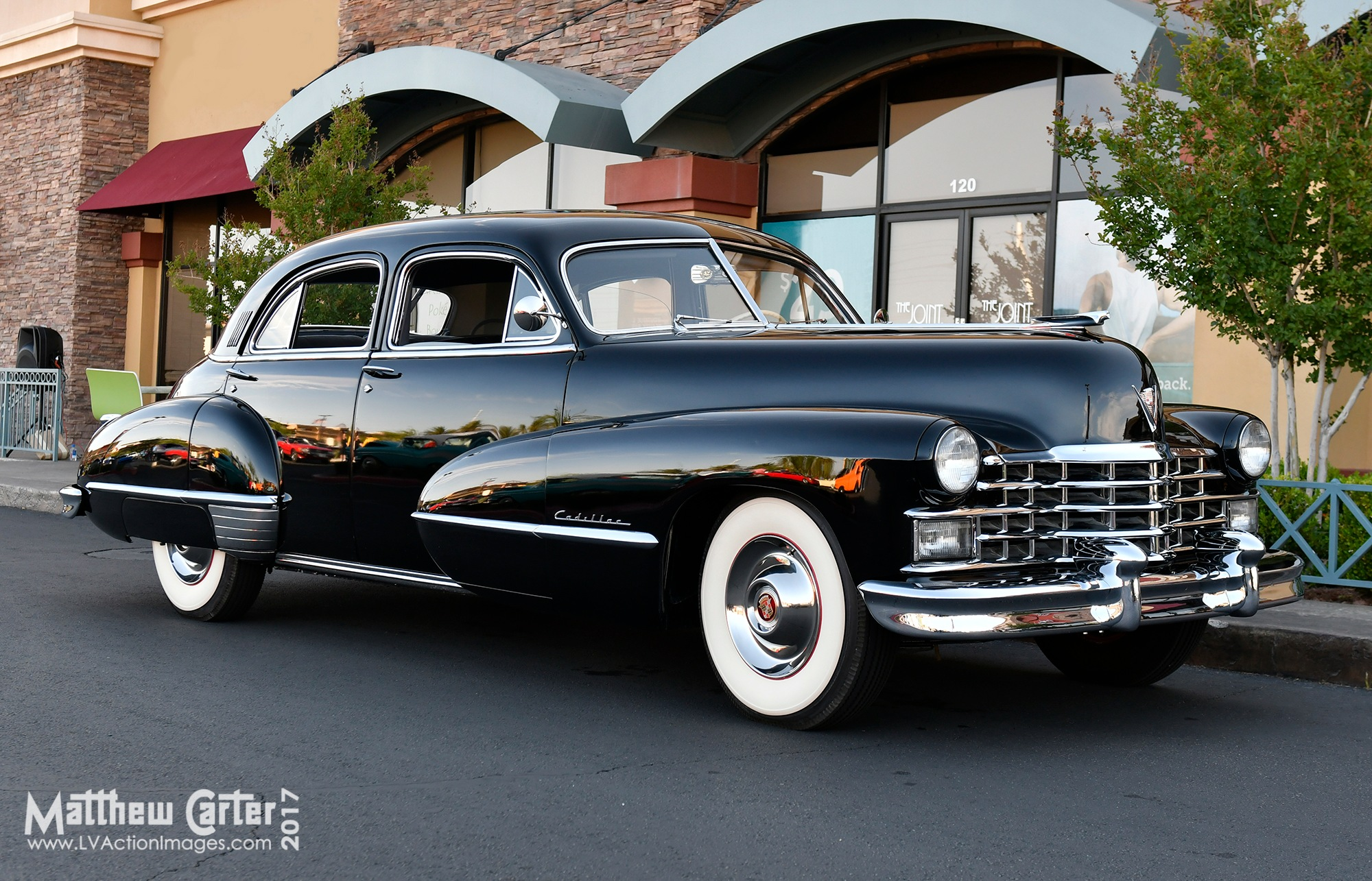 1947 Cadillac Fleetwood by LV Action Images