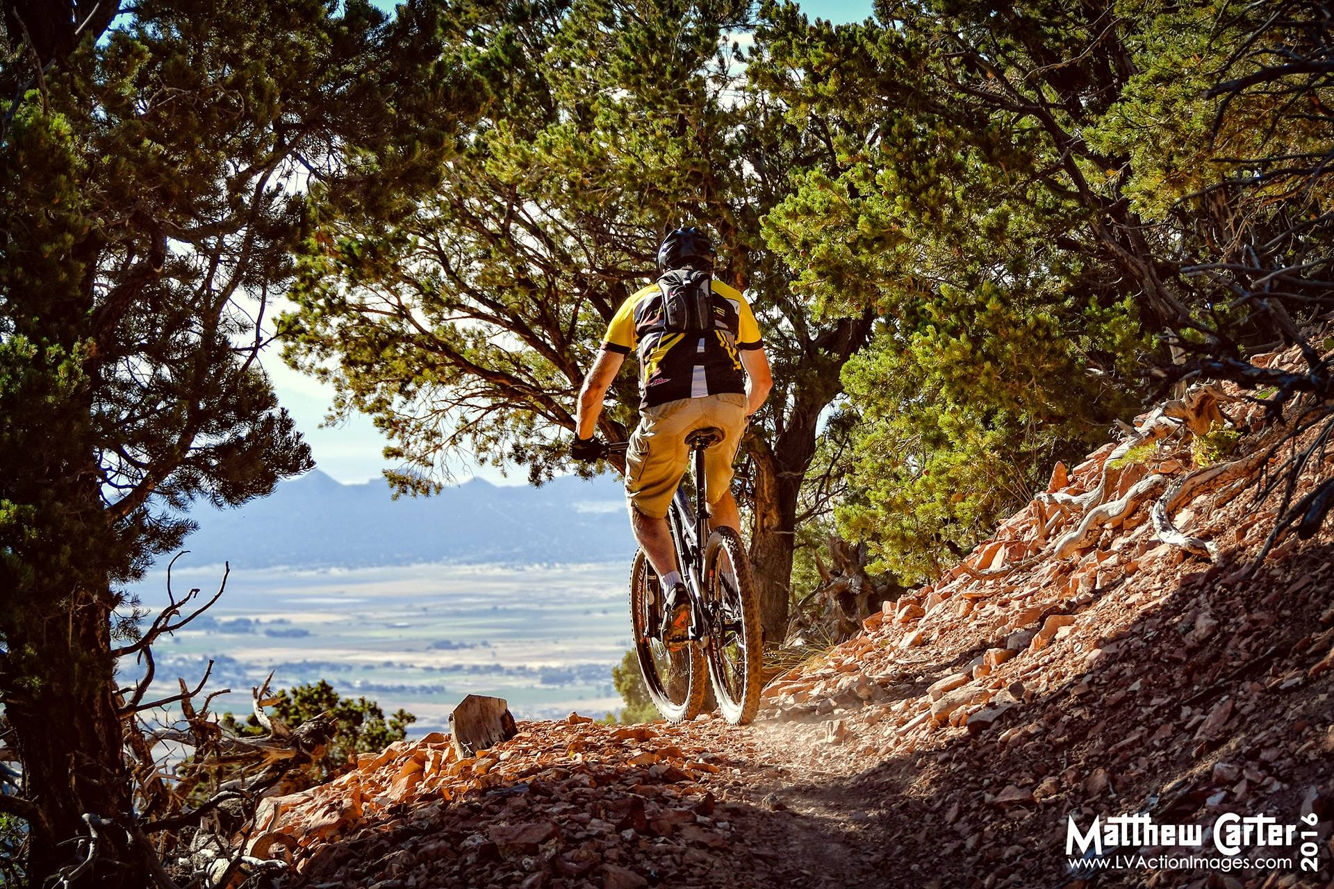 Cedar City View by LV Action Images