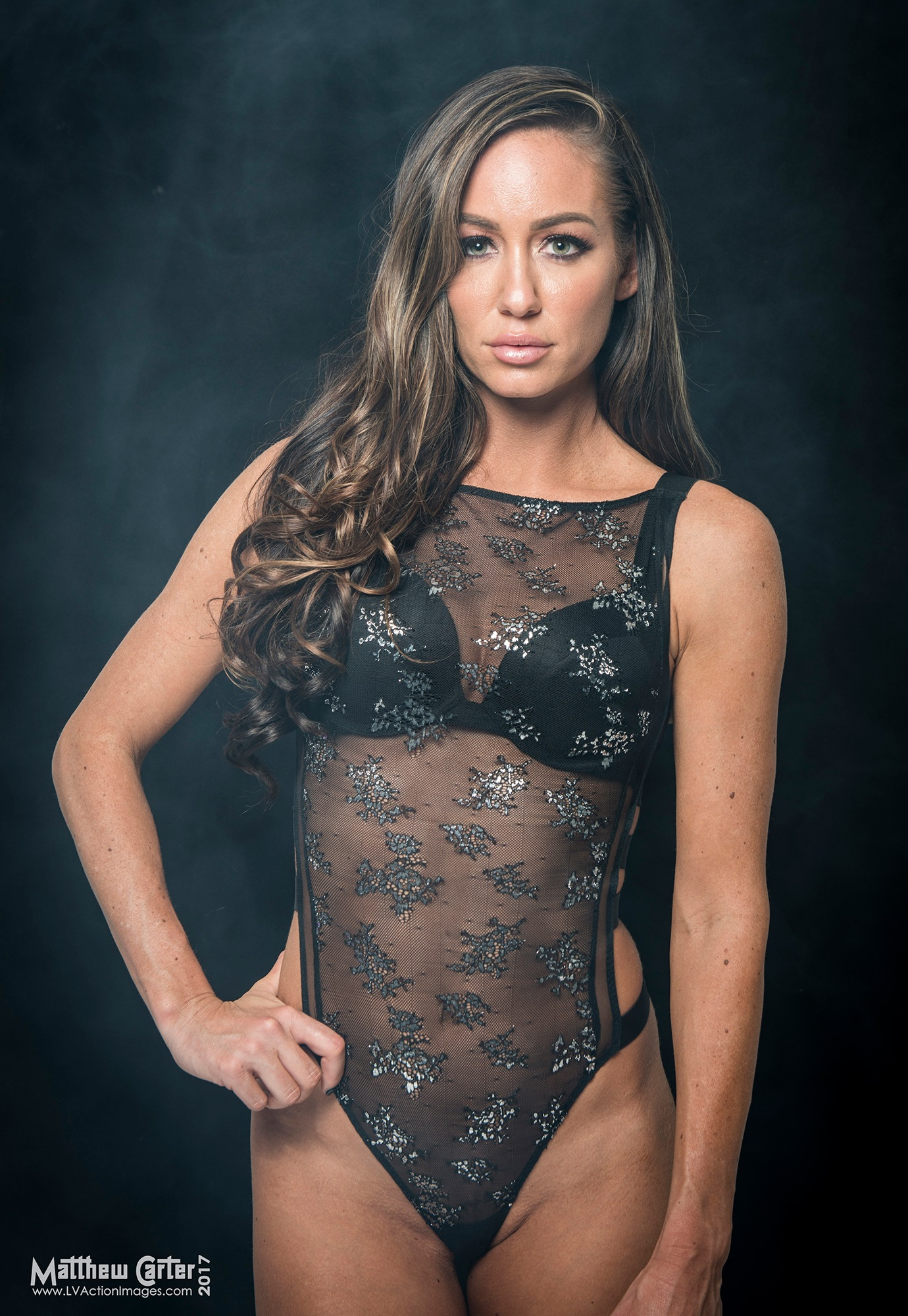Model Tiffanie by LV Action Images