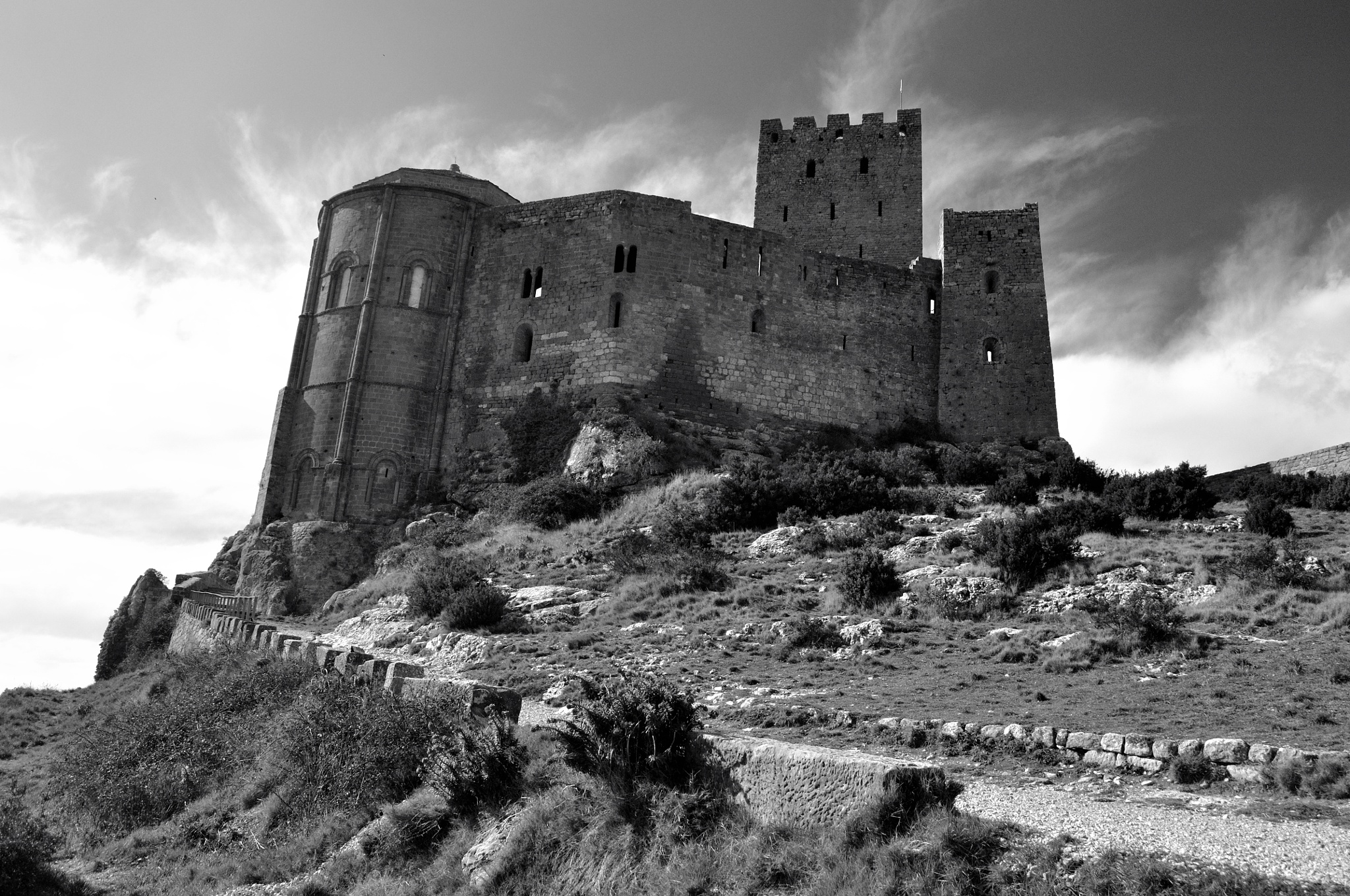 Loarre Castle by Ogalcor