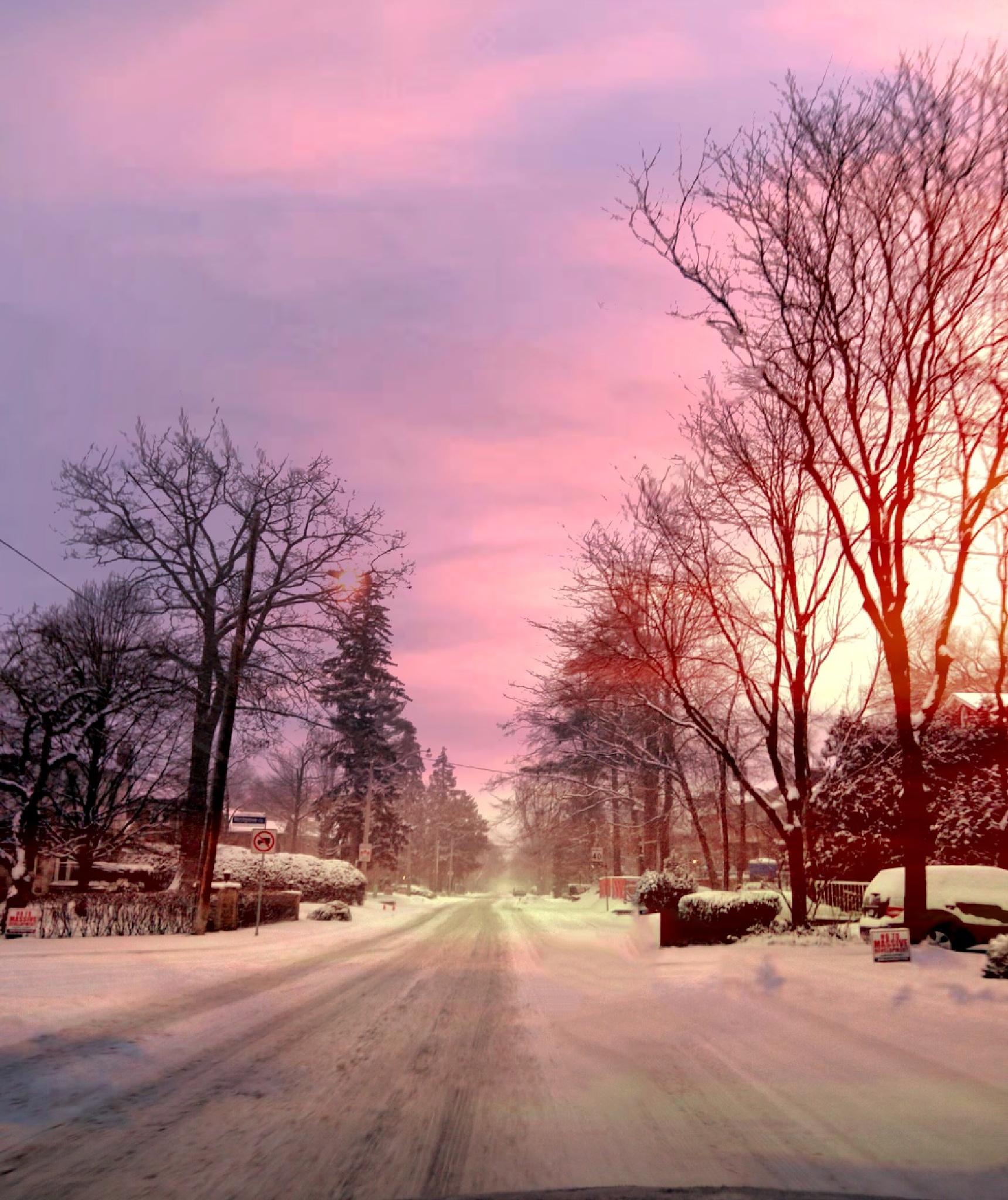Morning lights.. by Aniket Sananse