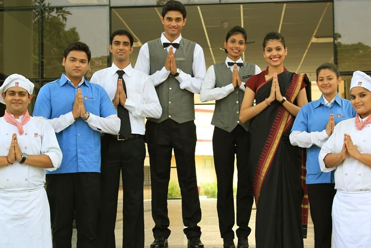 Hospitality management professionals by Apeejay institute of Hotel Management