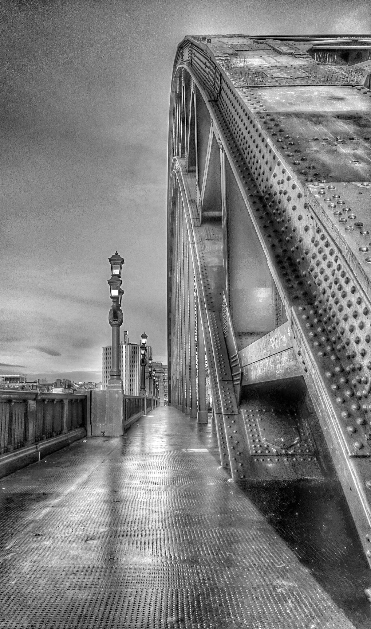 Tyne Bridge Newcastle 2016  by Darren Turner