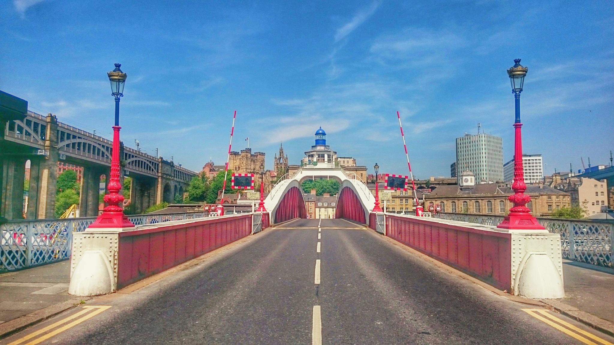 Swing Bridge today  by Darren Turner