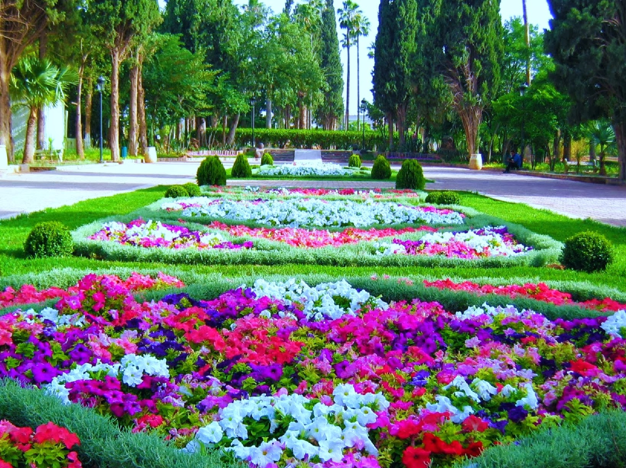 Parc Lalla Aicha d'Oujda au Maroc by Mostafa Bentayeb