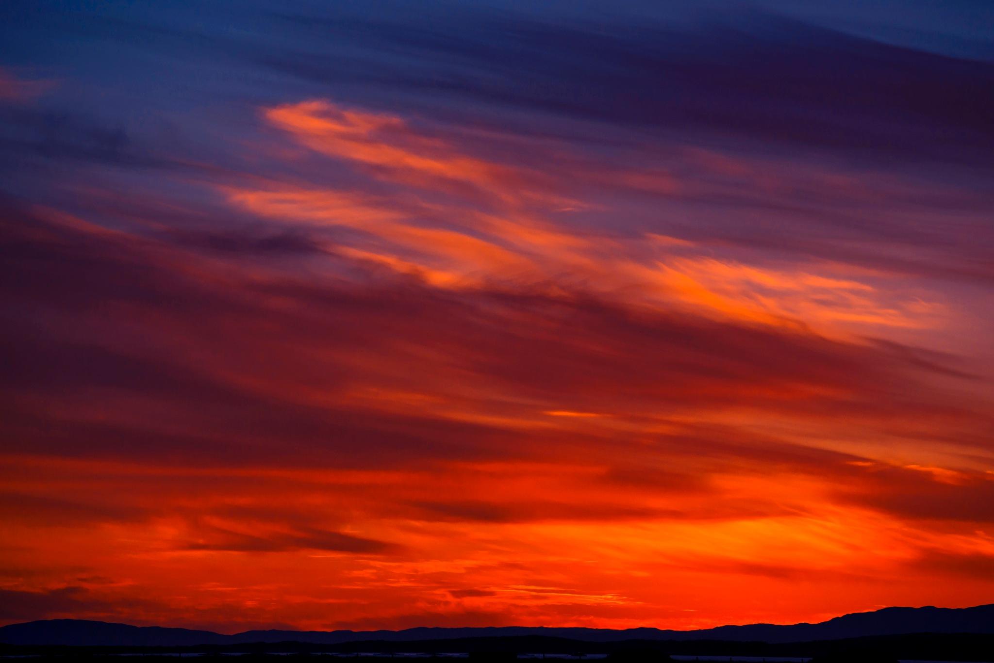 Scottish Skyline  by Jamie McFadyen