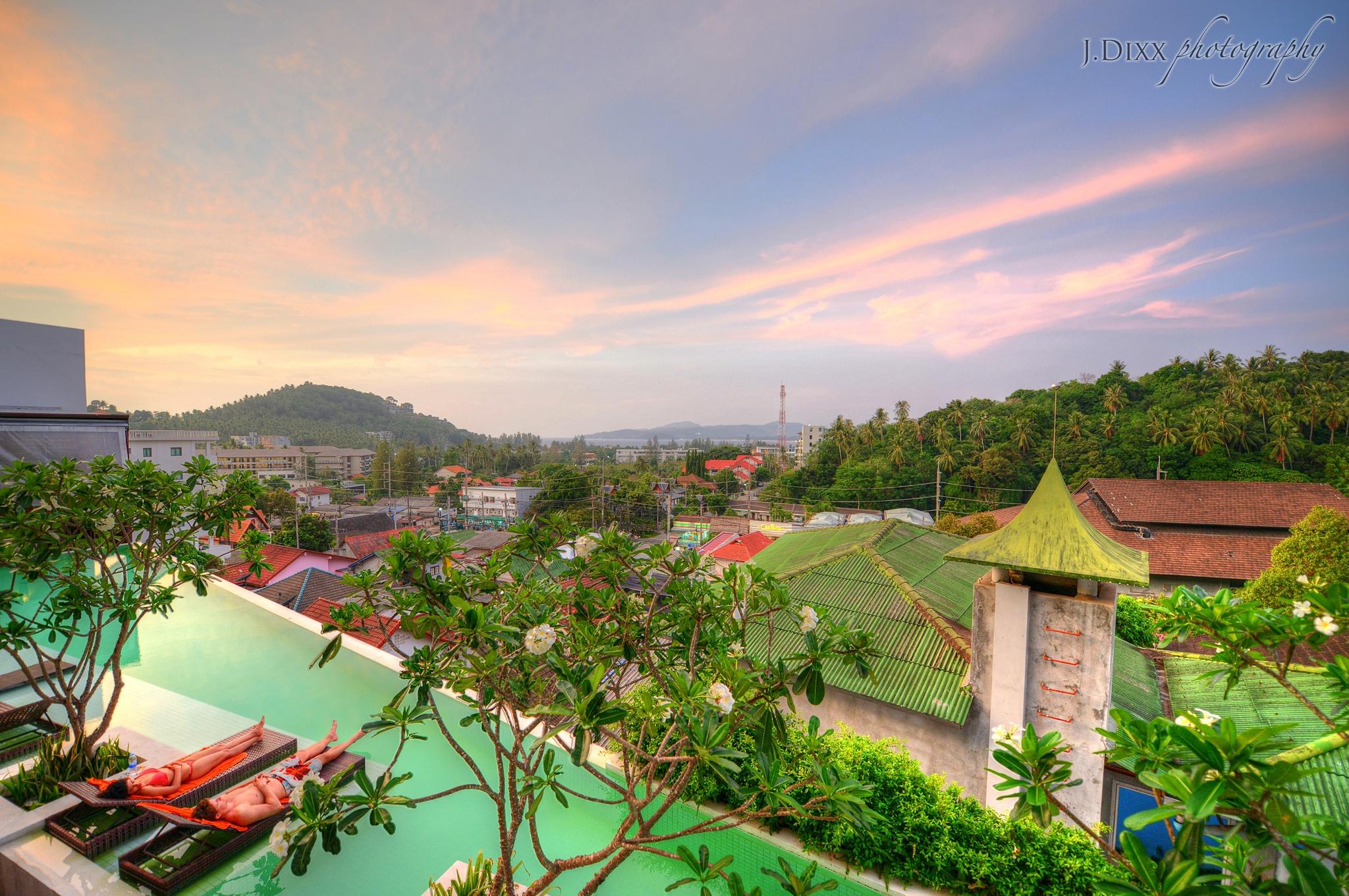 Phuket Villa Thailand by Jamie Dickerson