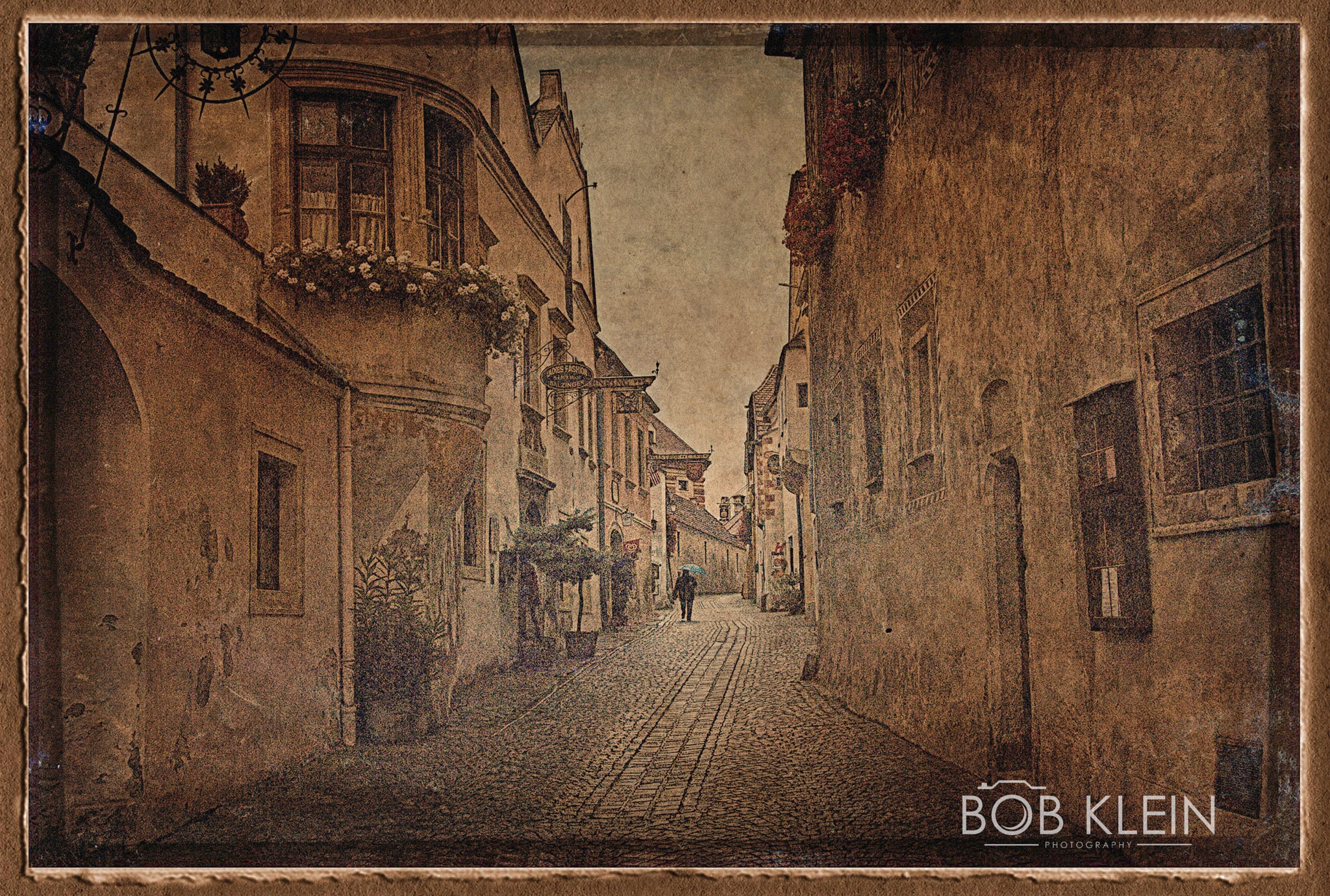 Walking The Lonely Street by Bob_Klein