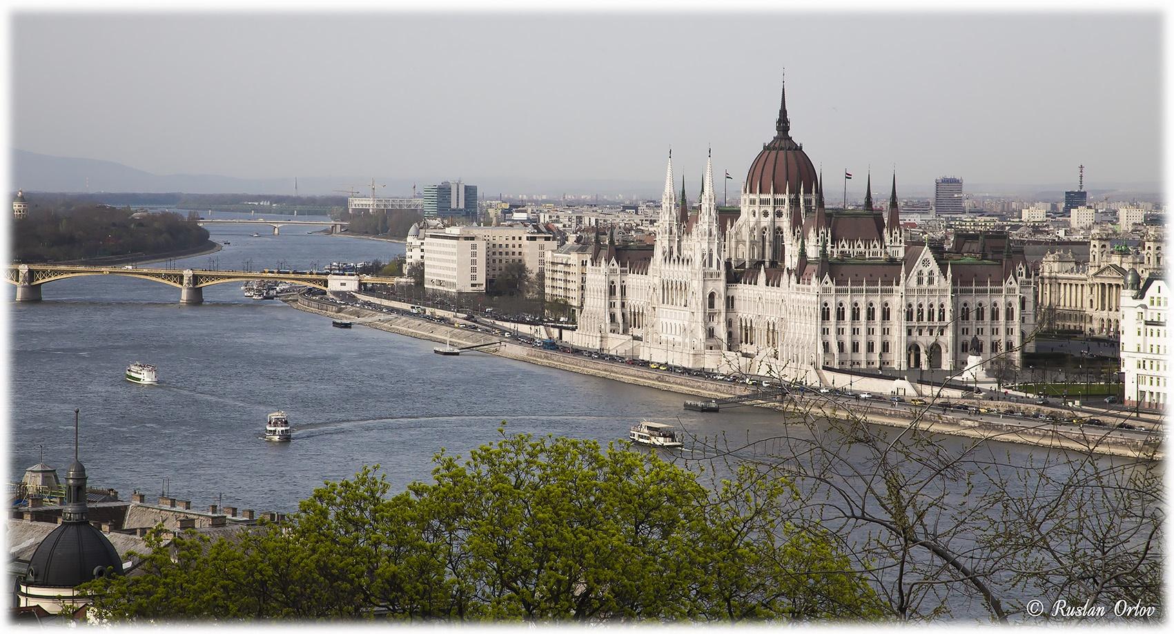 Вид на парламент. by Ruslan2016
