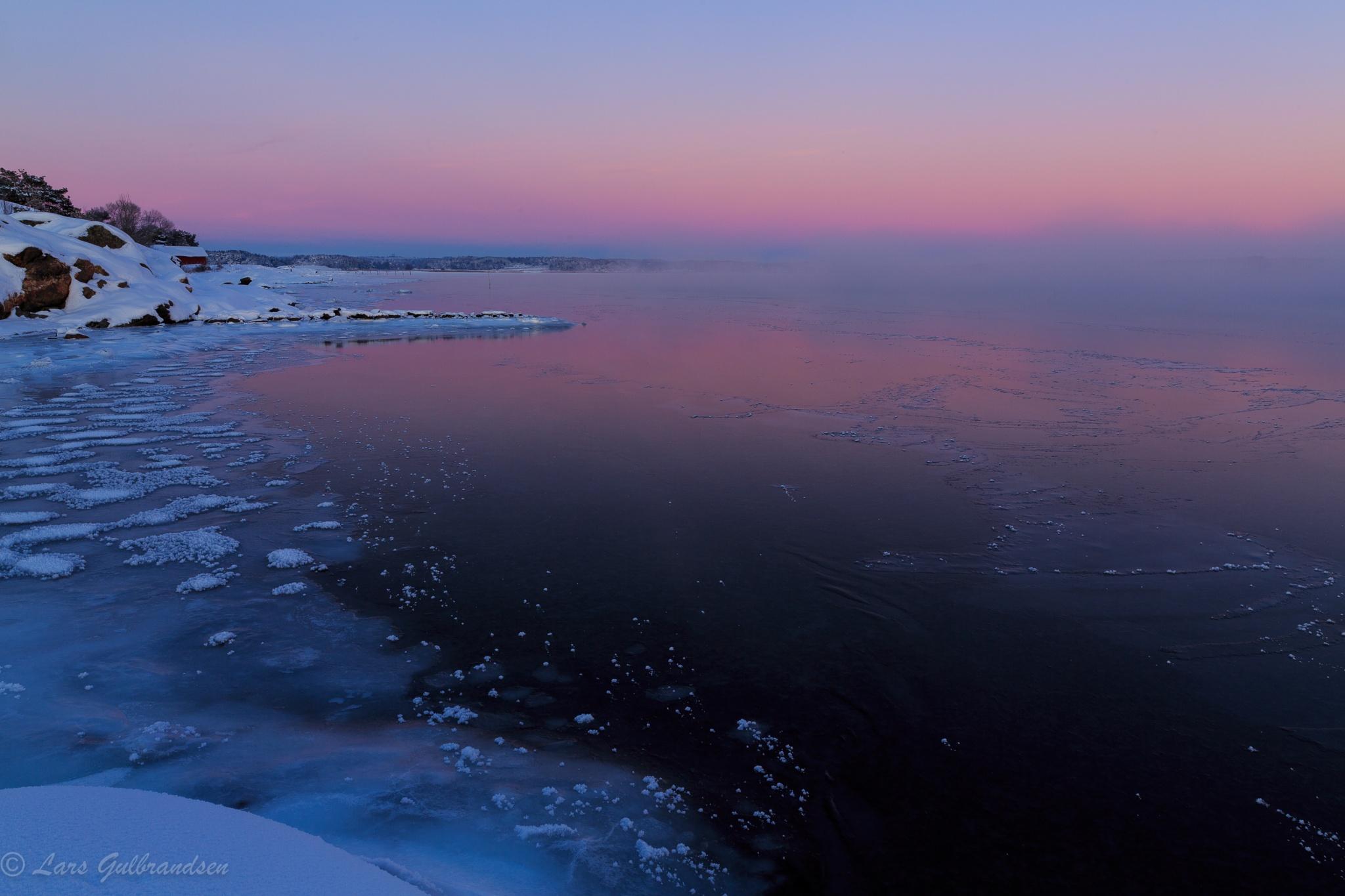 #1 Kurefjorden  by Lars Gulbrandsen