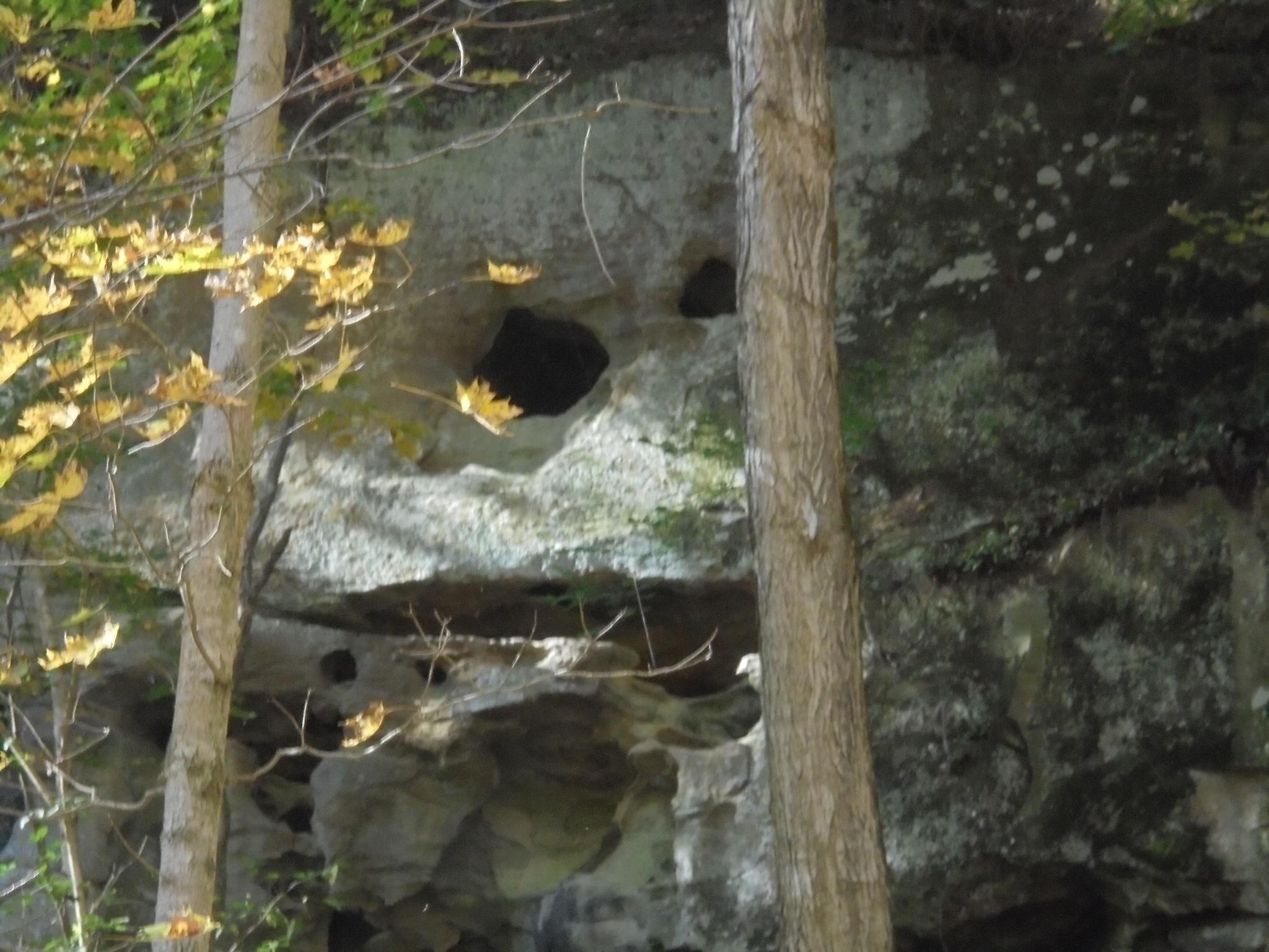 Bethel Cave by conniemossor
