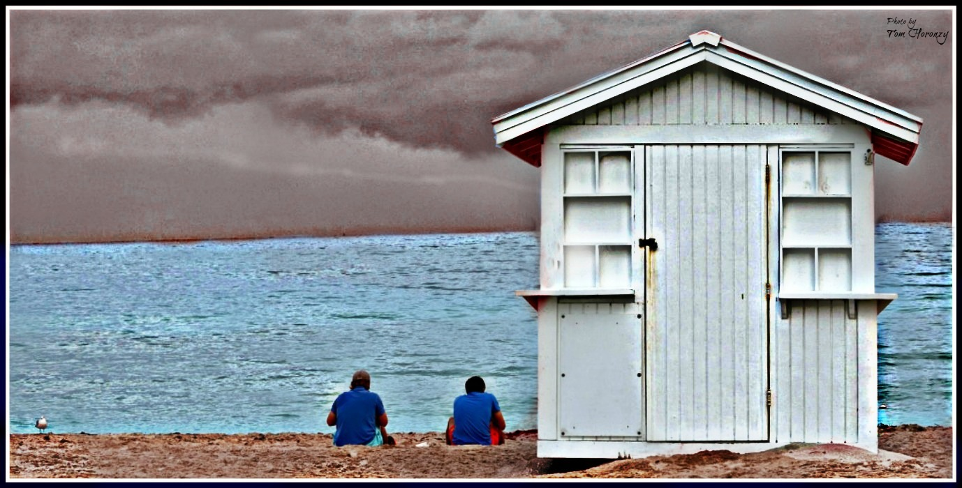 Impending Storm by Tom Horonzy