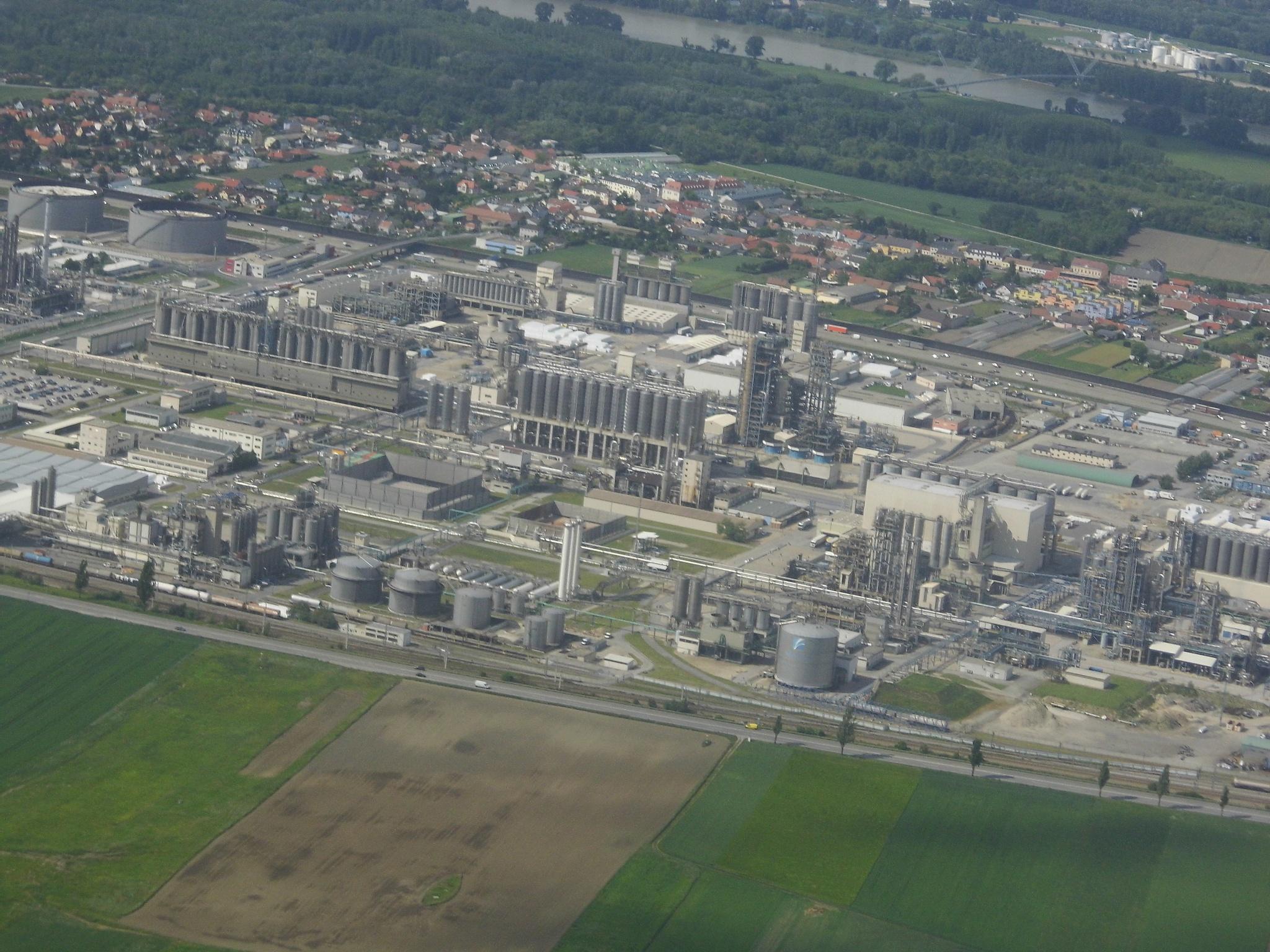 Vienna Industrial Zone by MJD