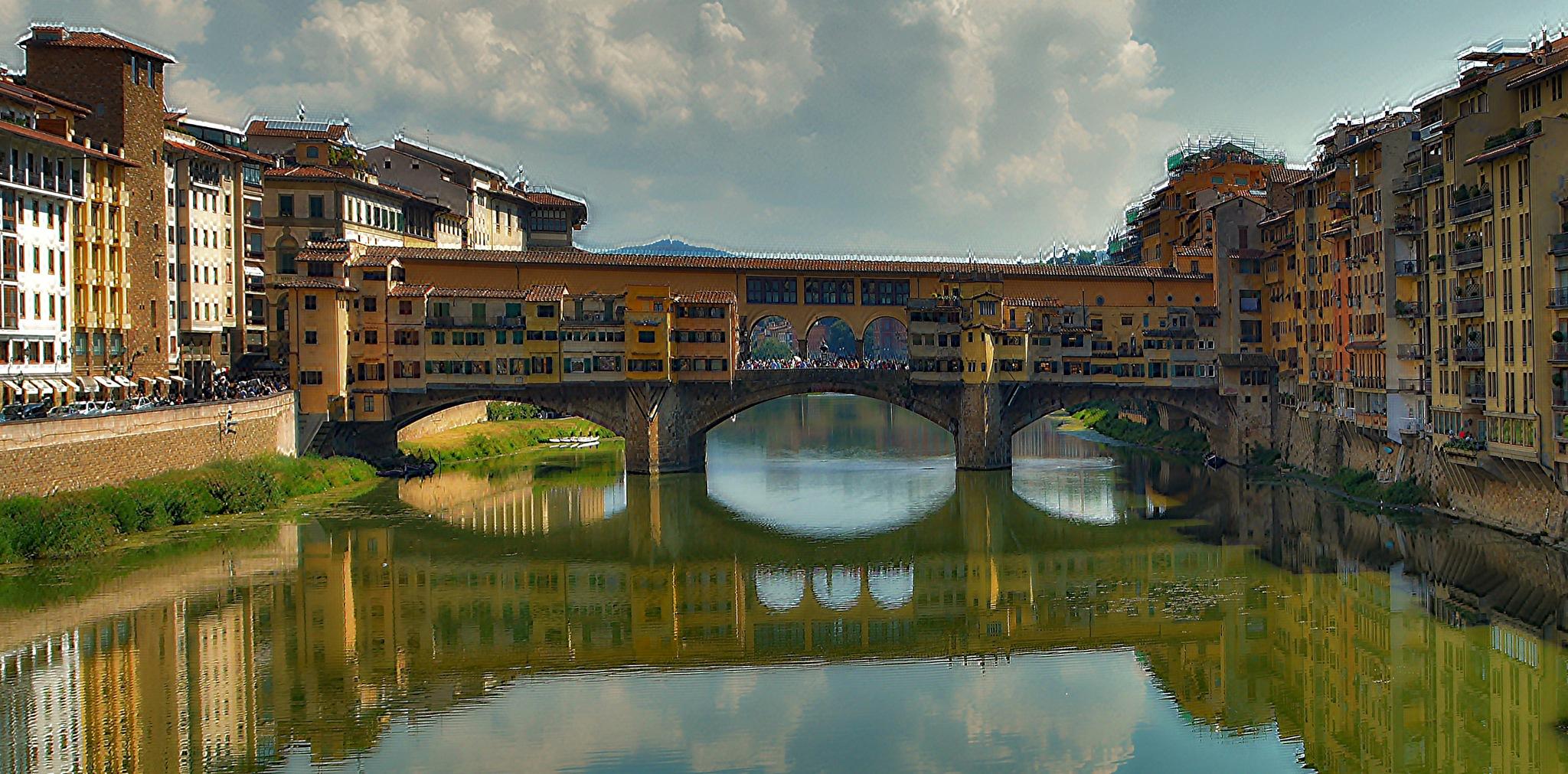 Ponte vecchio, Florence by MSchirmann