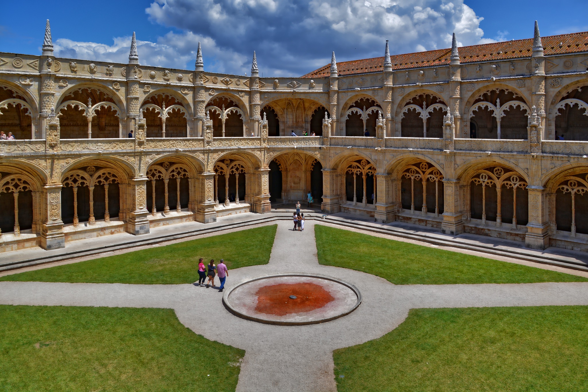Mosteiro dos Jerónimos, Belem, Lissabon by MSchirmann