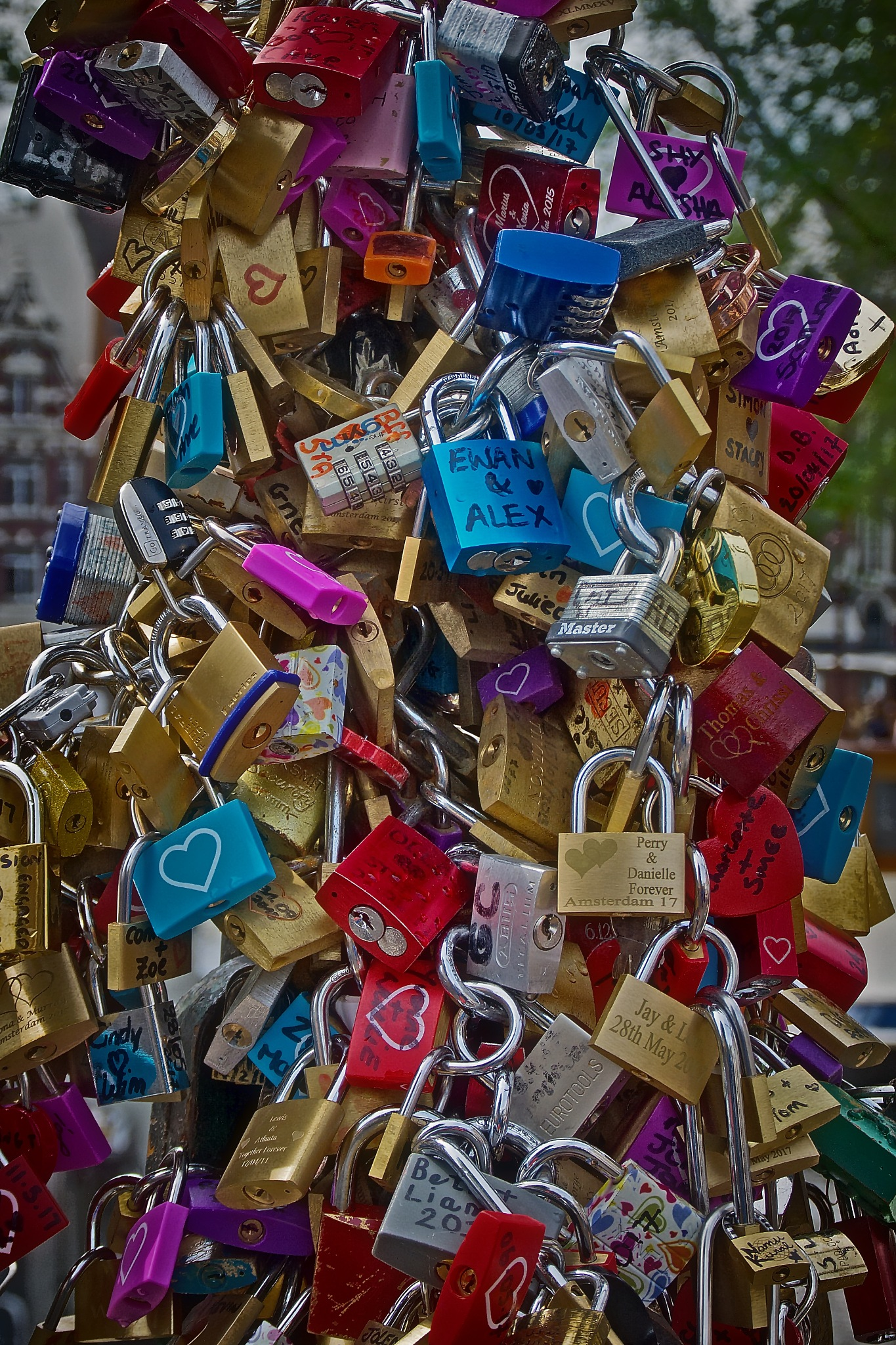 Schlösser - Padlocks 2 by MSchirmann