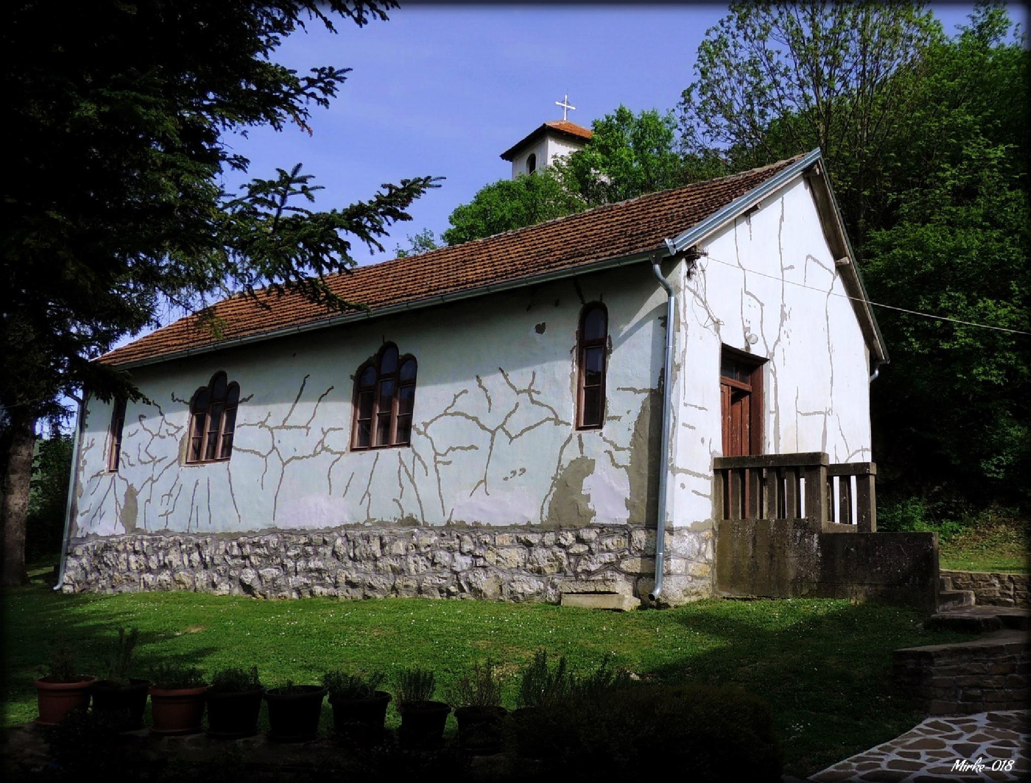 Манастир Дивљана / Monastery Divljana by Јовица М