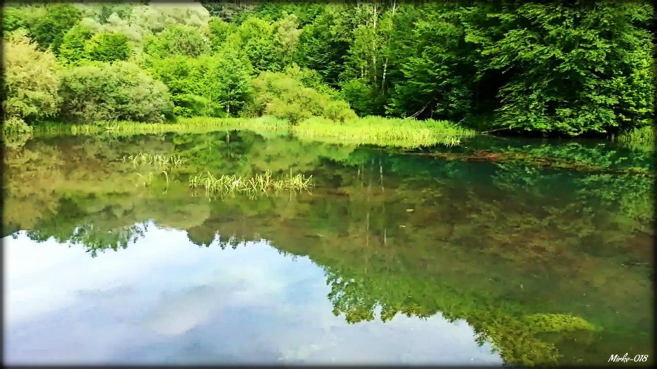 Доње језеро, Грза / Lower Lake, Grza by Јовица М