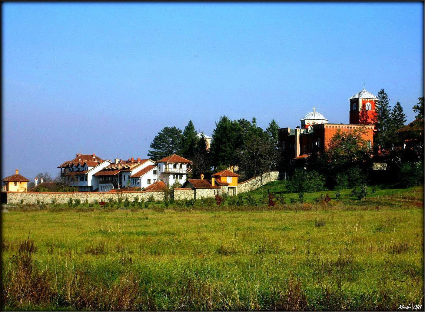 Манастир Жича / Monastery Žiča (XIII) by Јовица М