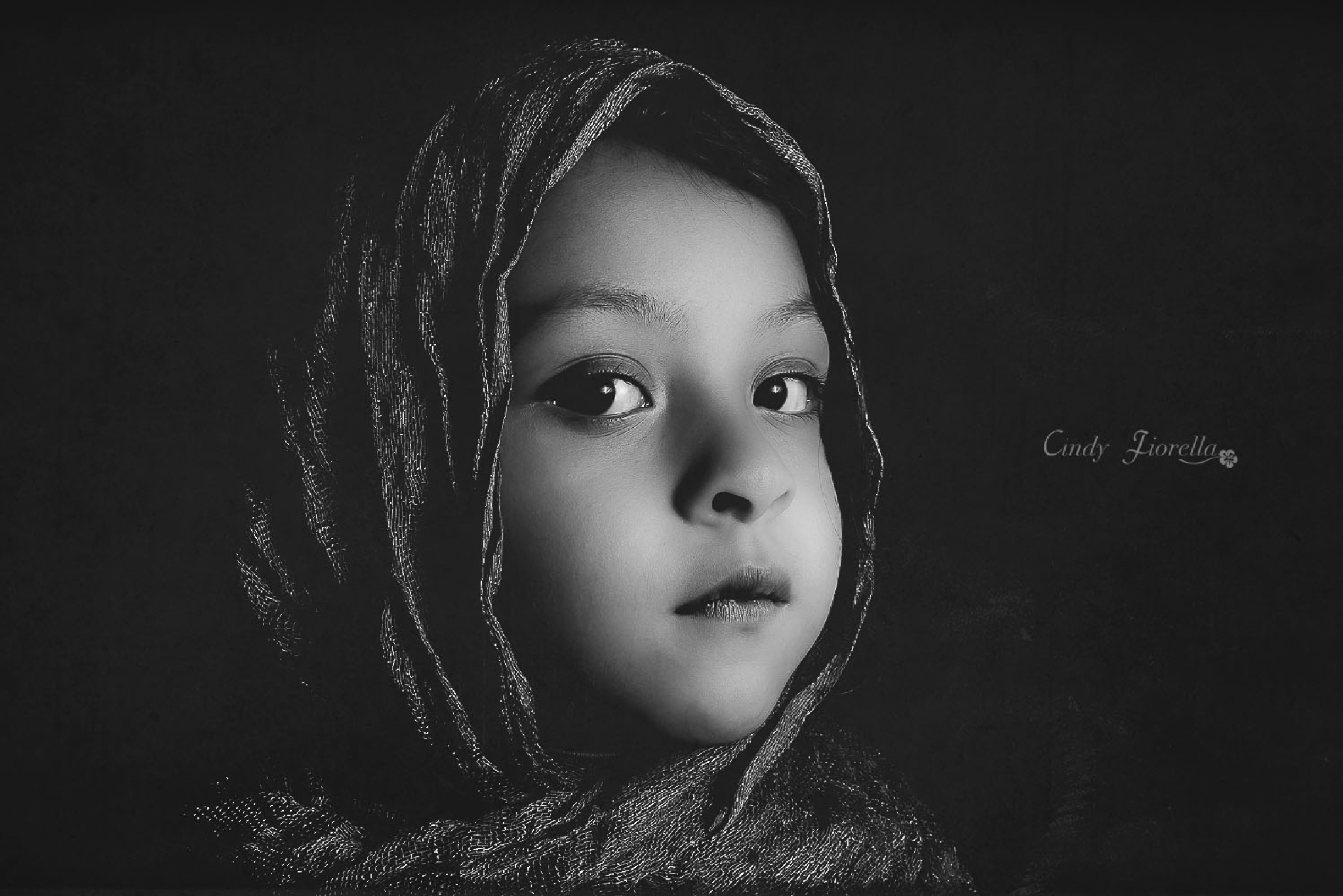 She by Cindy Soto Aranguena