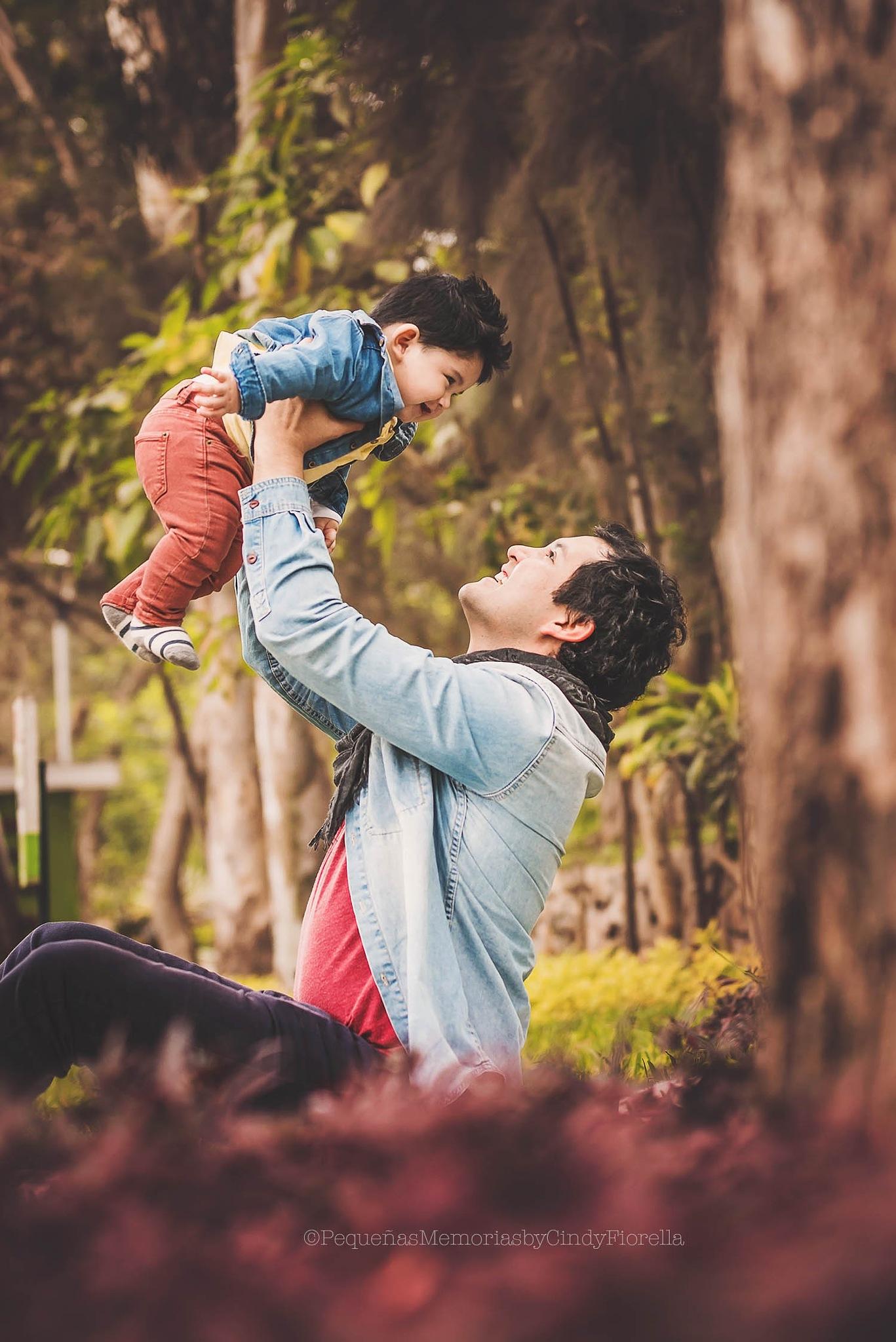 Daddy's Love by Cindy Soto Aranguena