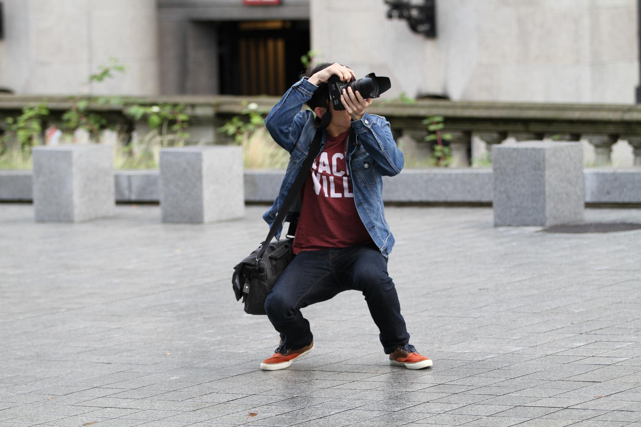 Street Photography by Alan Travis