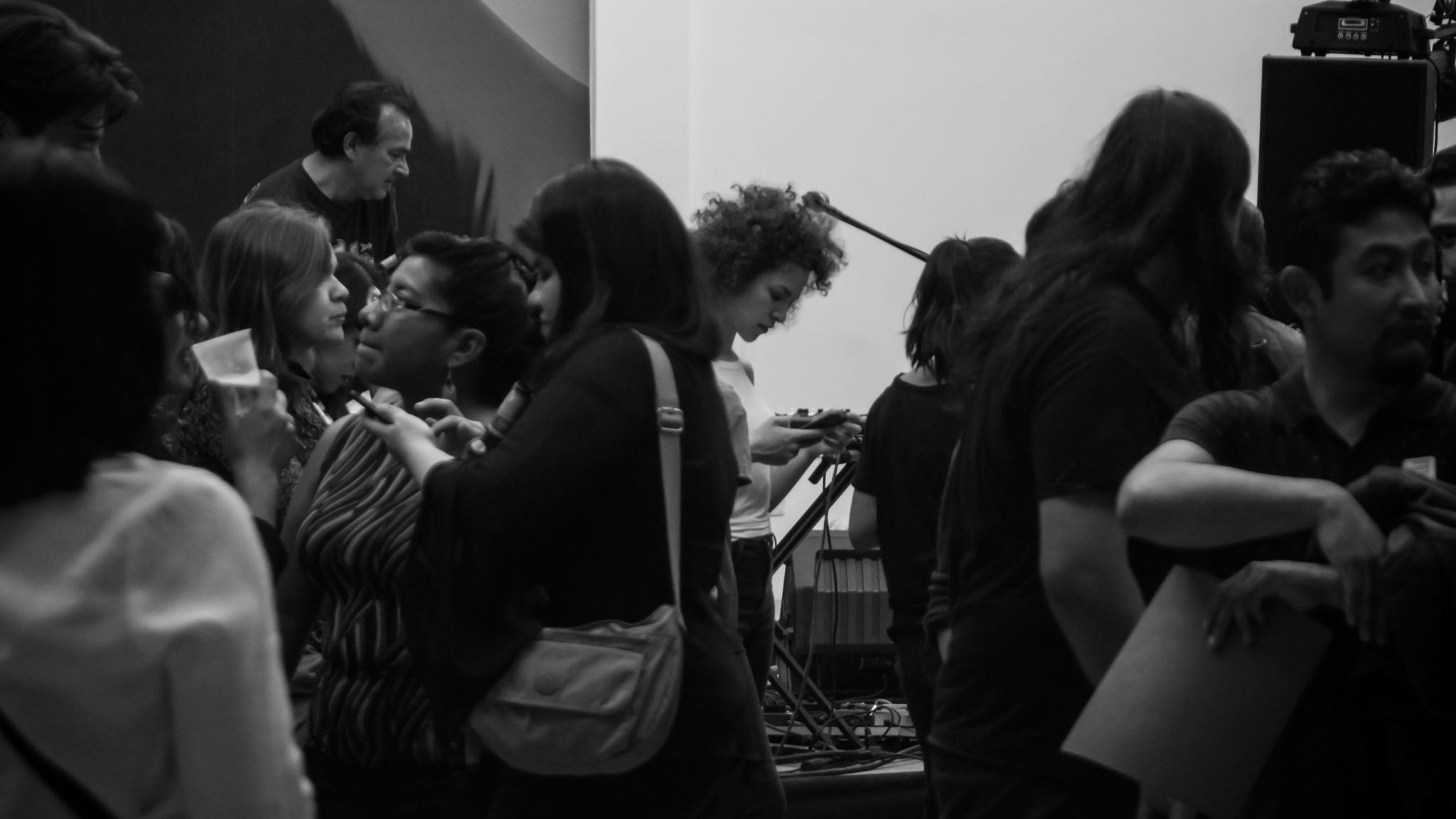 Photo in People #robert ballen #museum #mexicocity