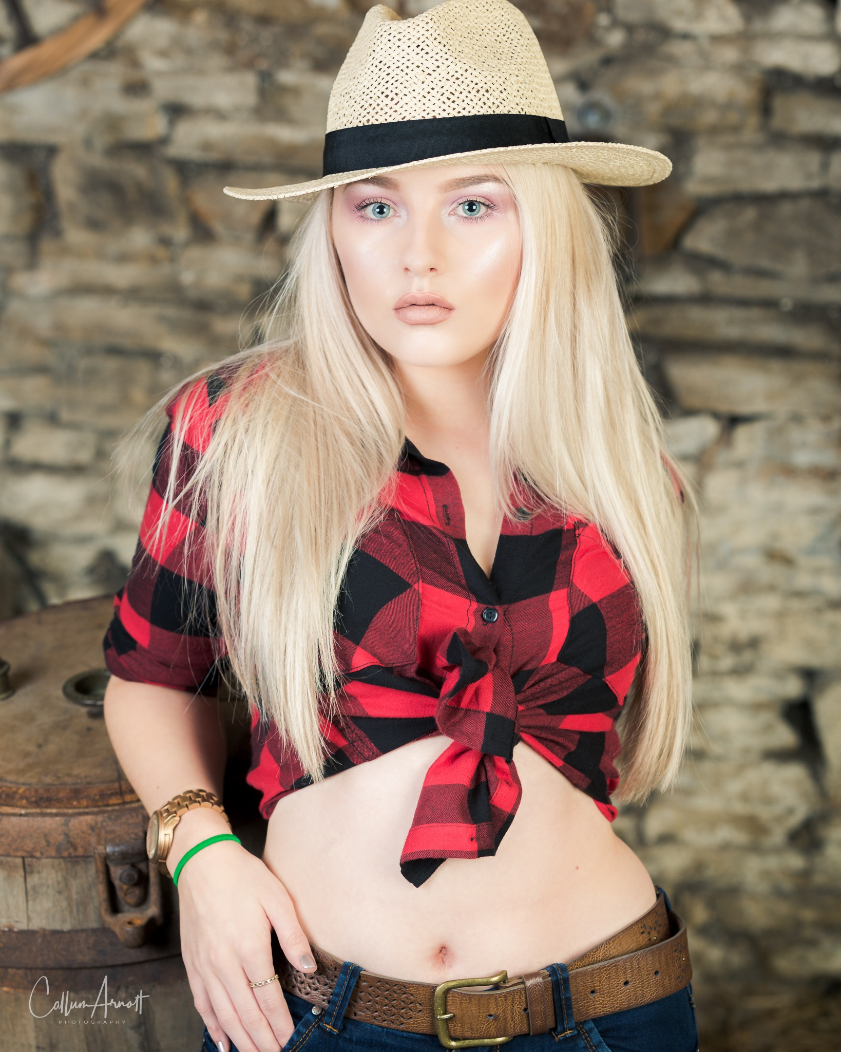 Cowgirl by Captured Models