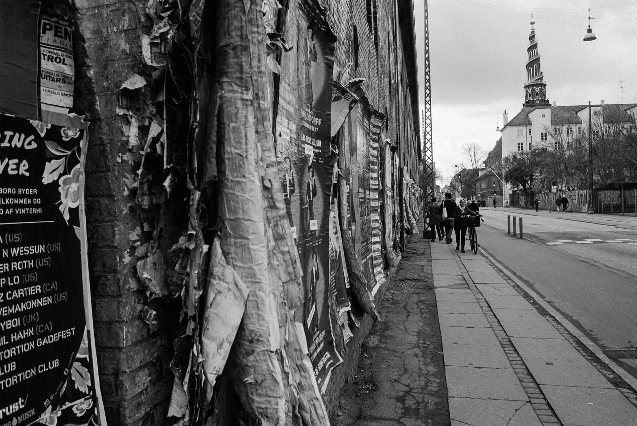 Photo in Street Photography #freetown christiania #christiania #freetown #denmark #copenhagen #film #nikon #nikon f3 #ilford fp4 plus #ilford fp4 #ilford #35mm #street photography #black and white #john earle #28mm