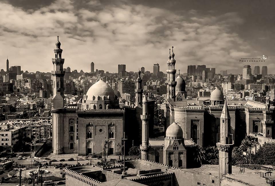 Cairo by Mahmoud Algazzar