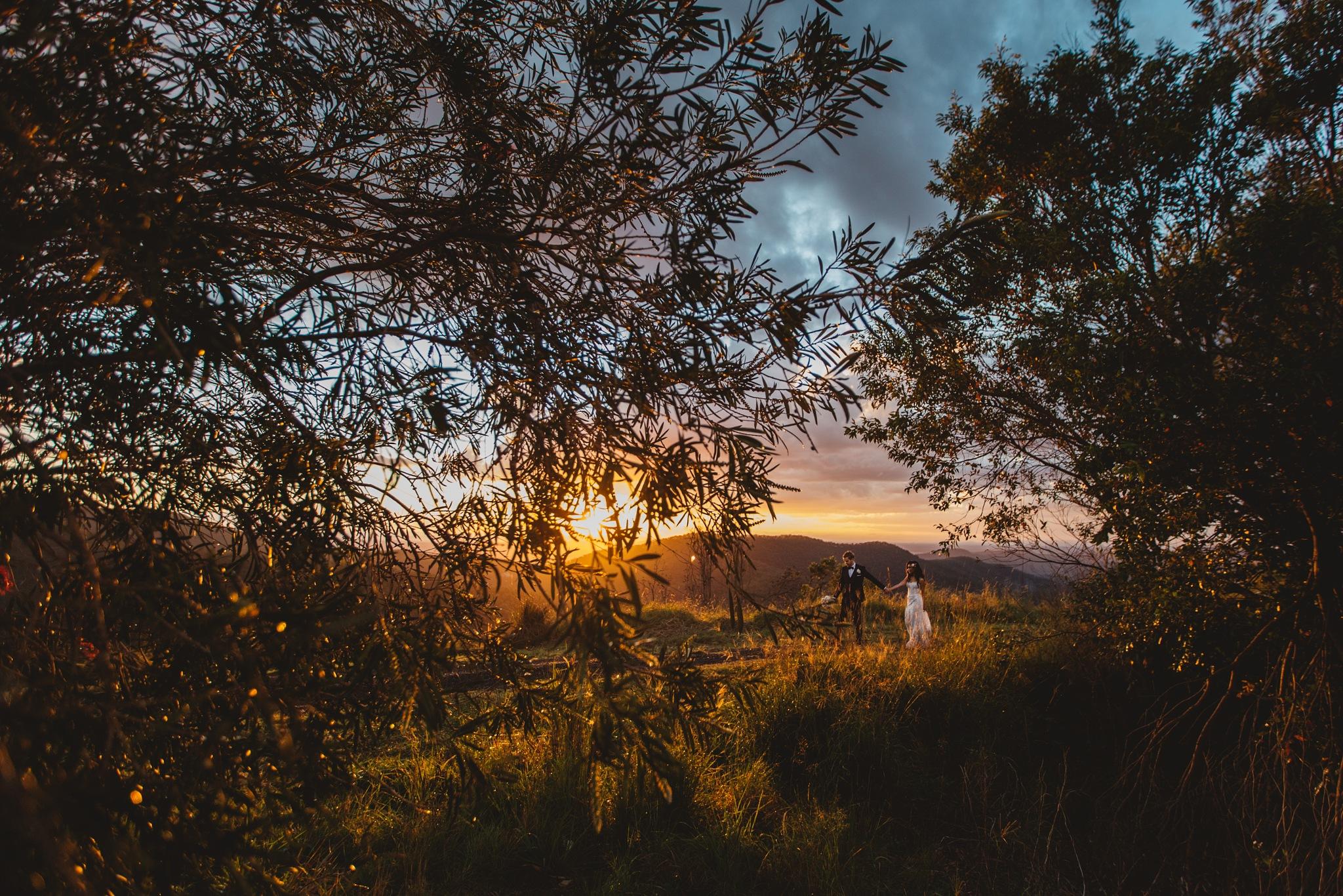 Sunset Strolls by Jesse Hunter
