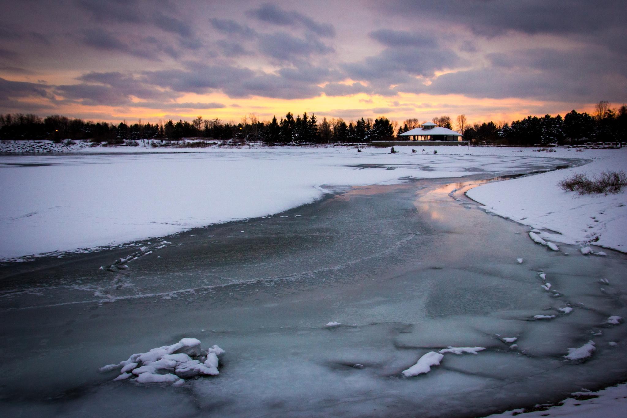 Winter Eve by denisemacdonald