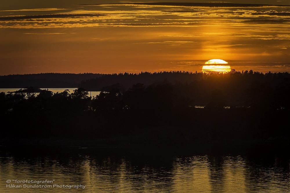 Sunset by Håkan Sundström