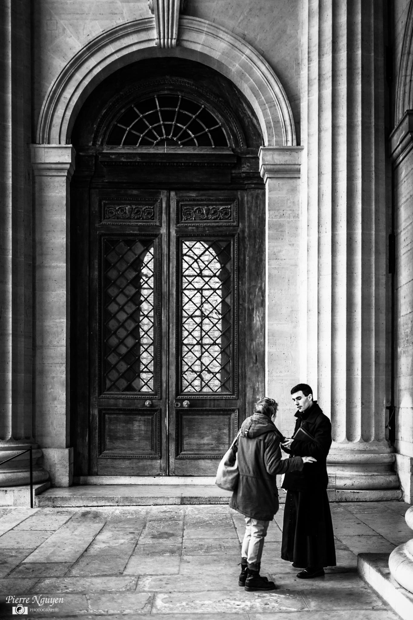 Fête de la Divine Miséricorde @ Eglise Saint-Sulpice by Pierre Nguyen