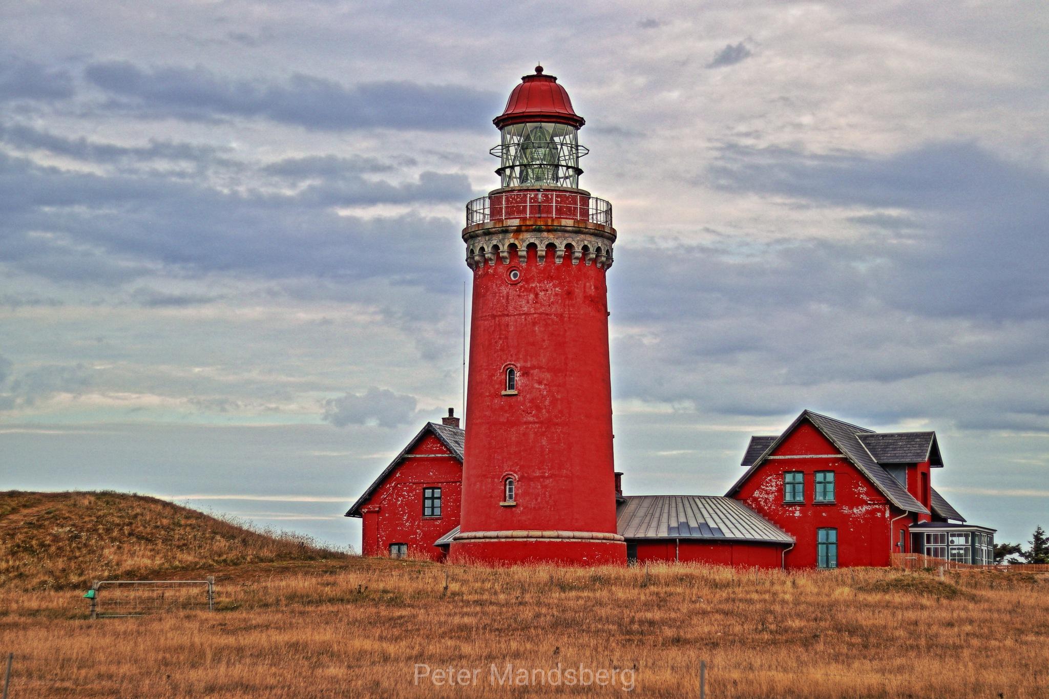 Lighthouse.  by Peter Mandsberg