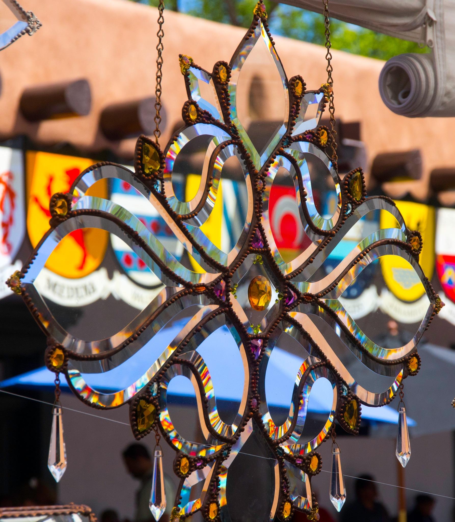Festival Glass by FritzMendell