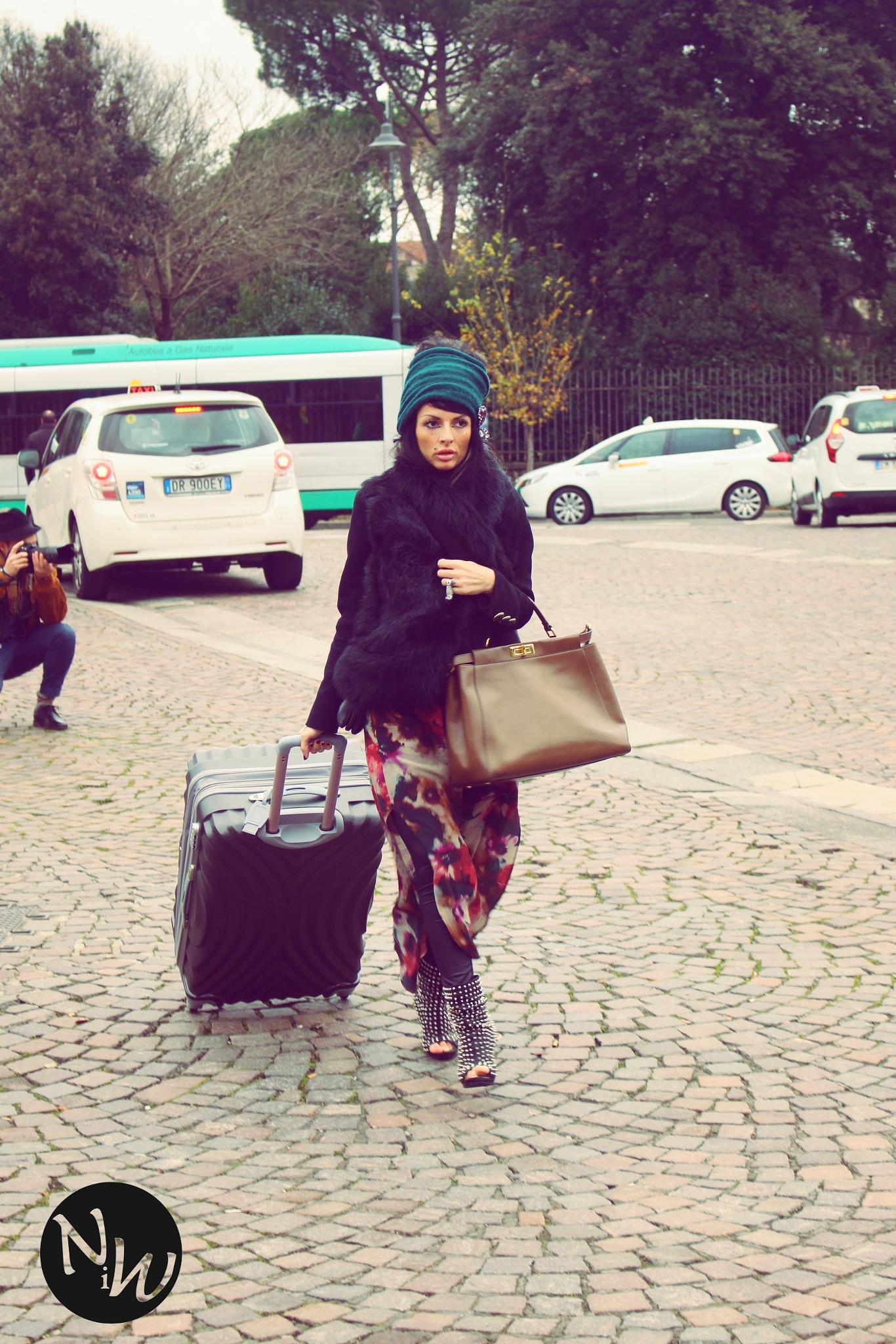 Florence - Italy - Fashion Show by NoiseinWonderland