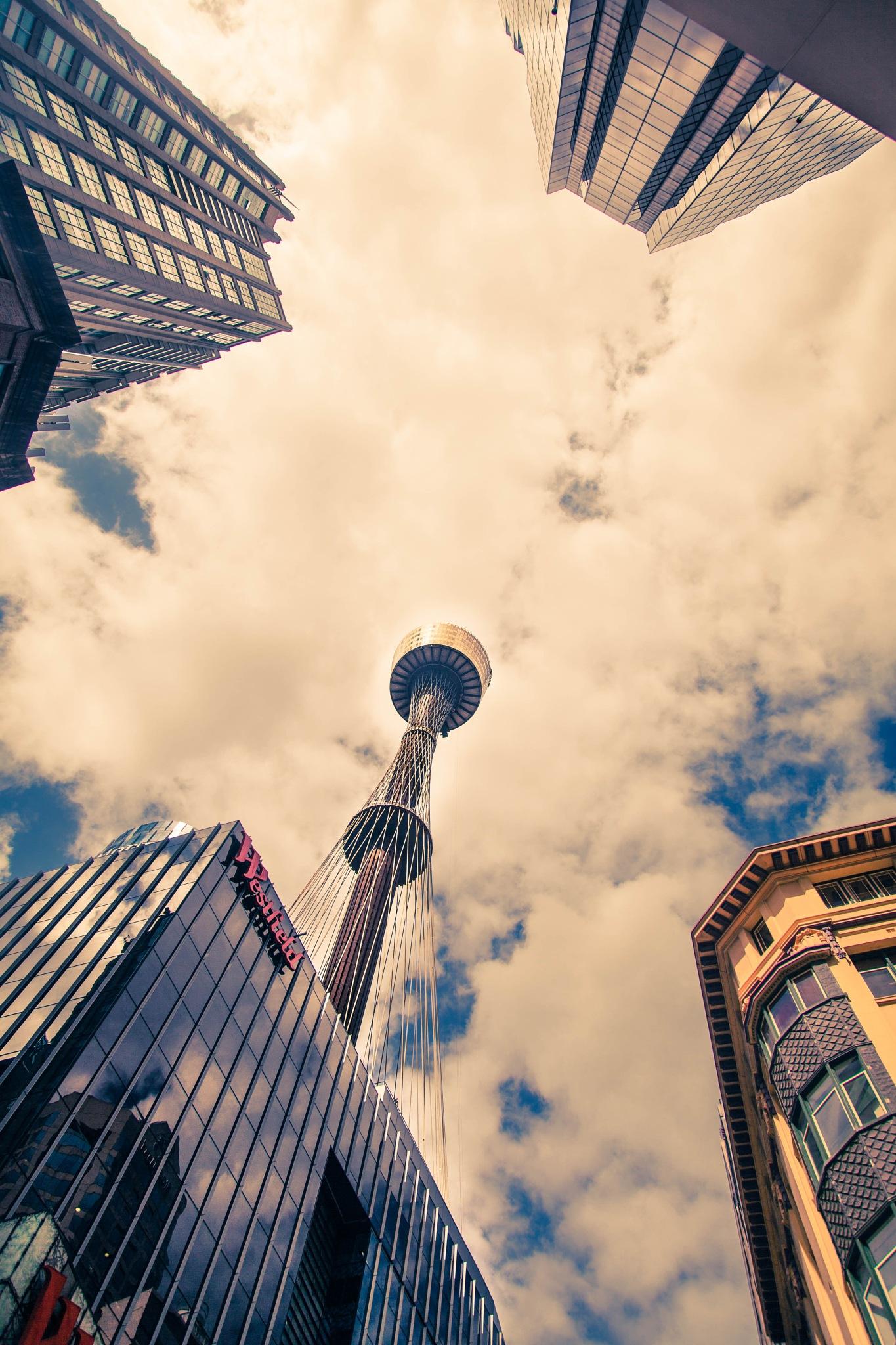 city life by Martina McAuley