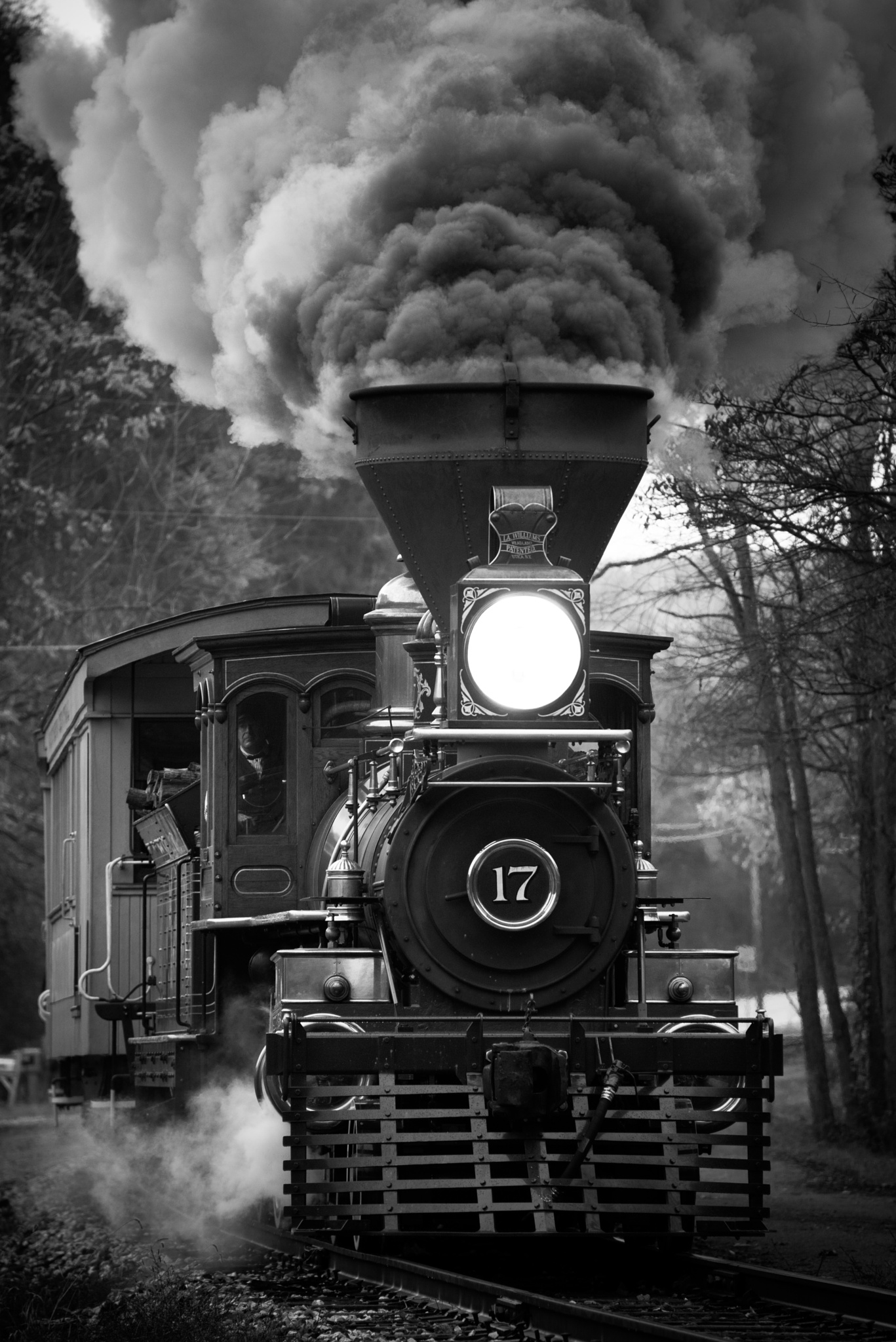 Engine 17 by Mike Thorpe
